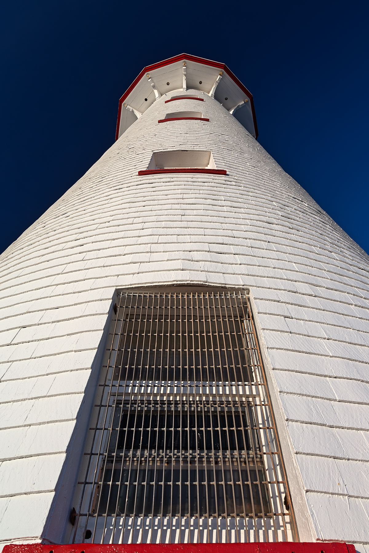 Point prim lighthouse - hdr photo