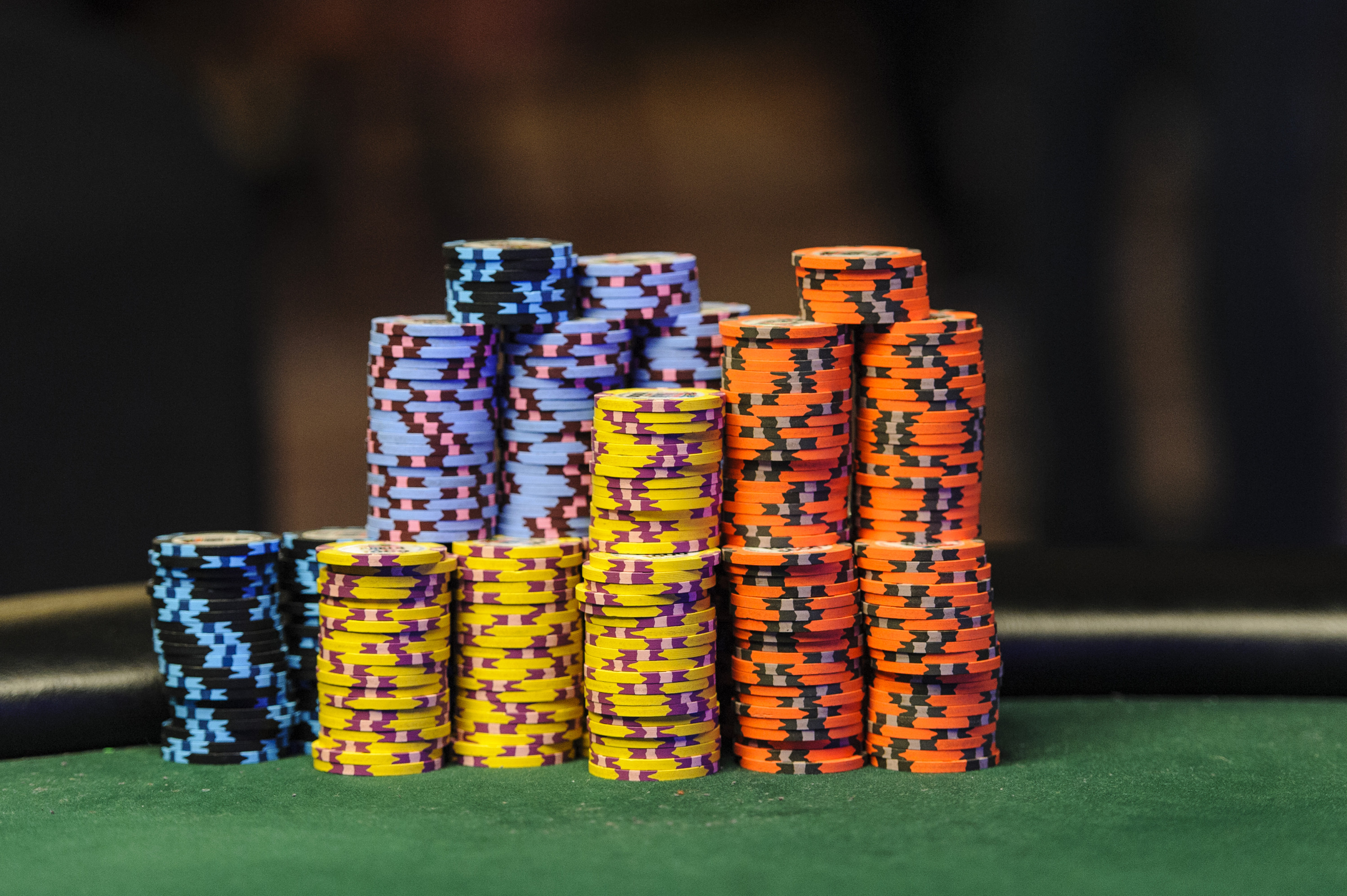 Keep Your Tournament Game Simple: Five Common Stack Sizes and What ...