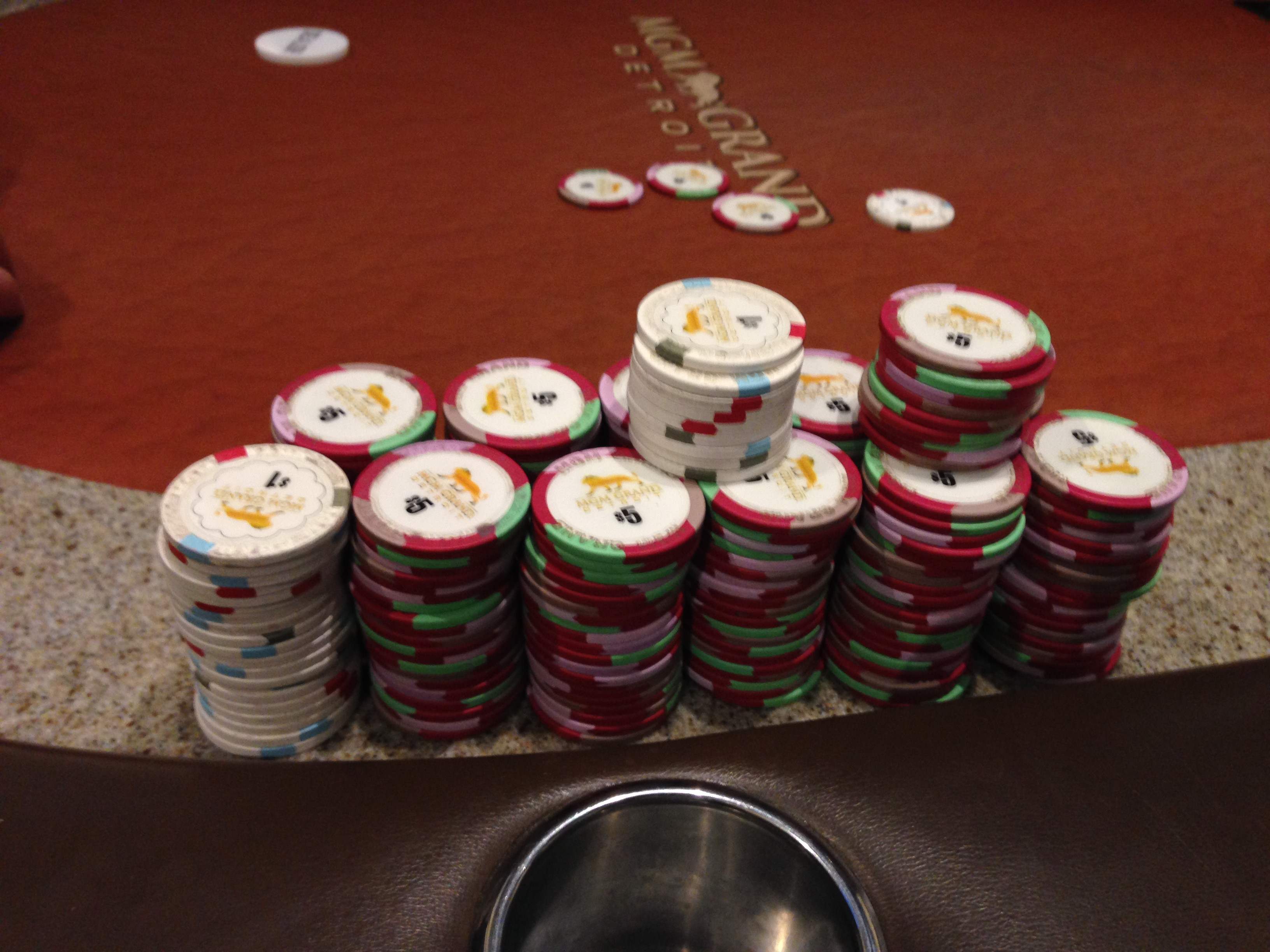 Show Us Your Live Stacks | Page 4 | Poker Chip Forum