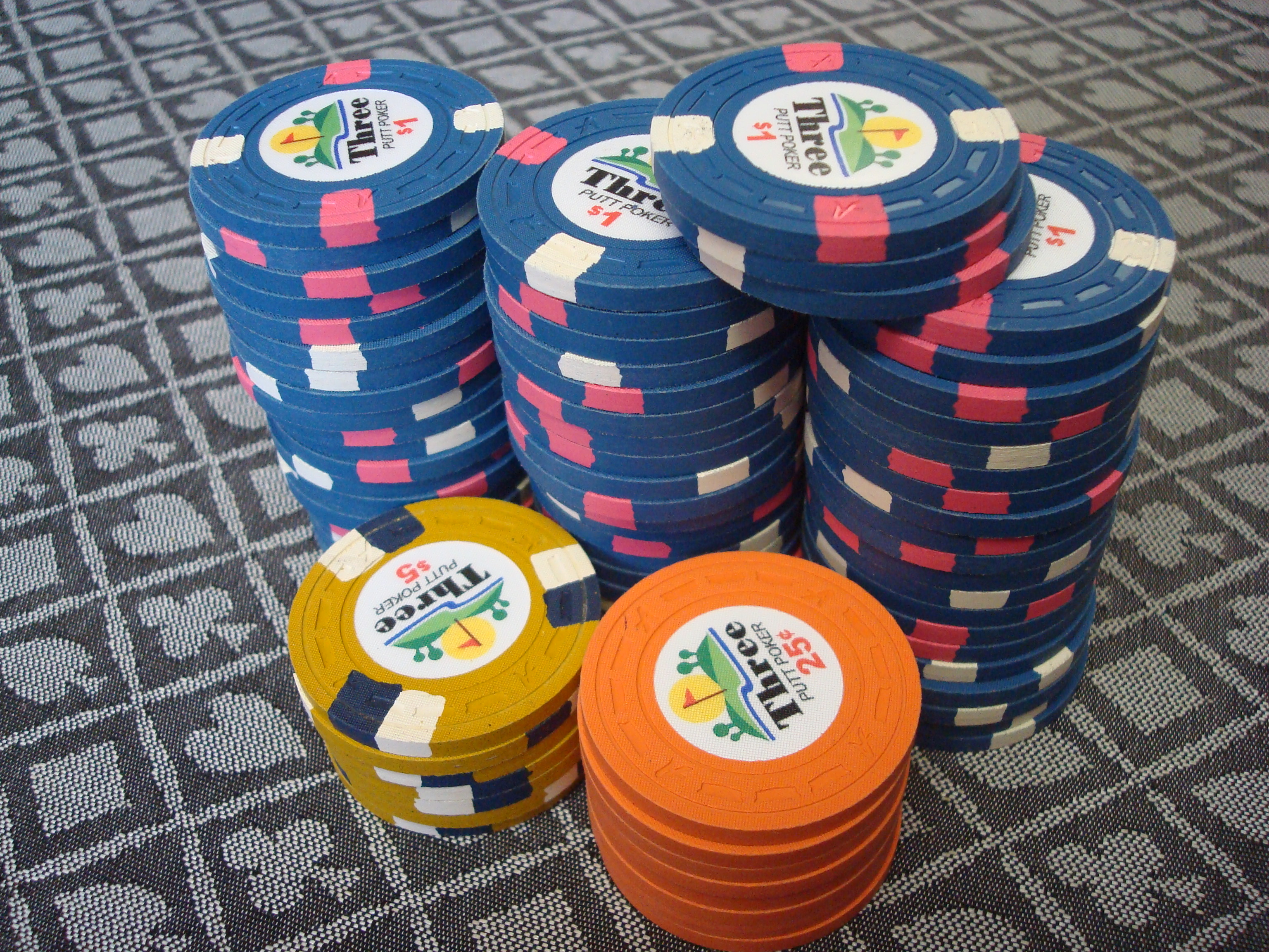 Starting Stack Thread | Poker Chip Forum