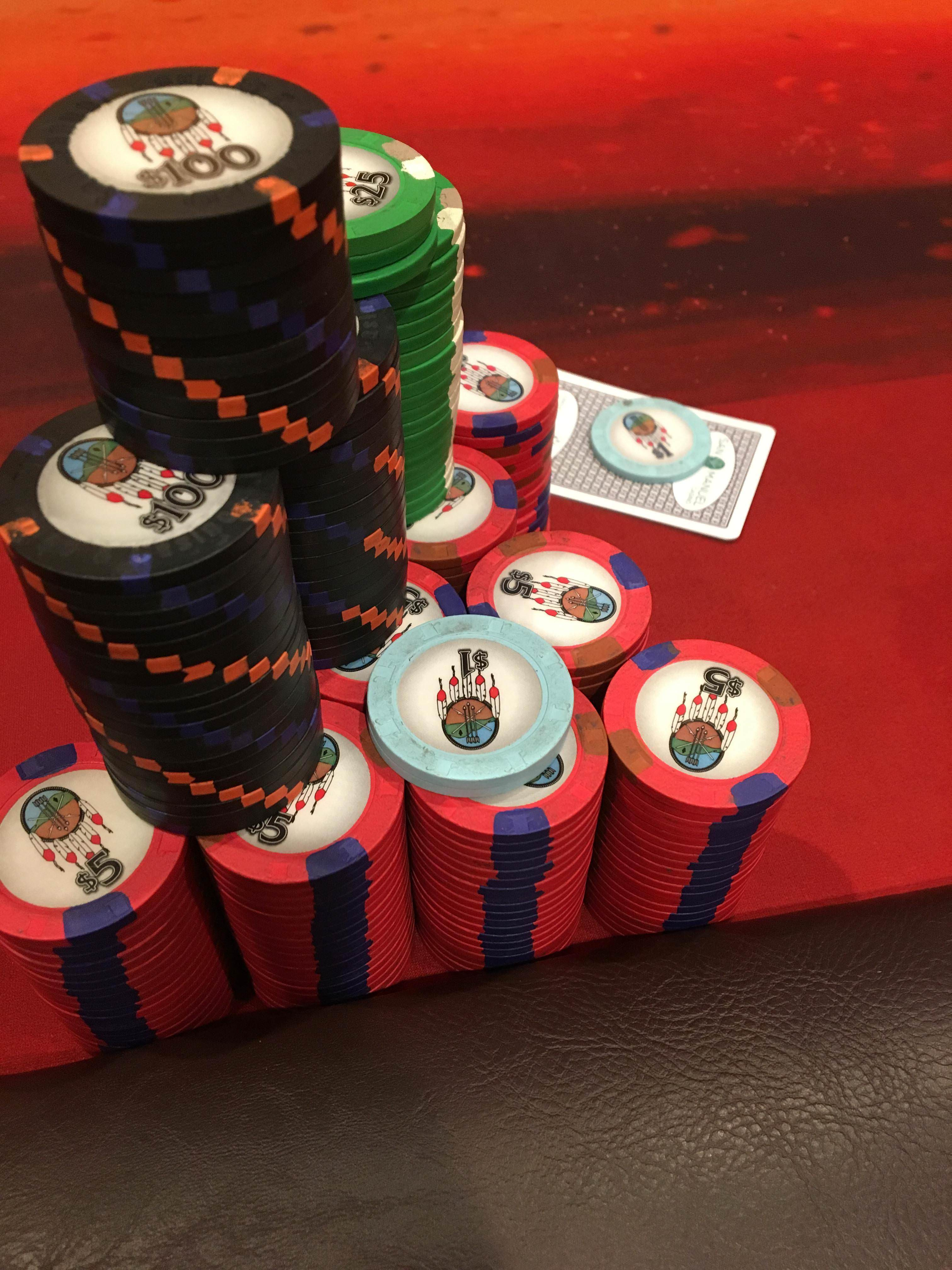 Chip Porn for Poker Players