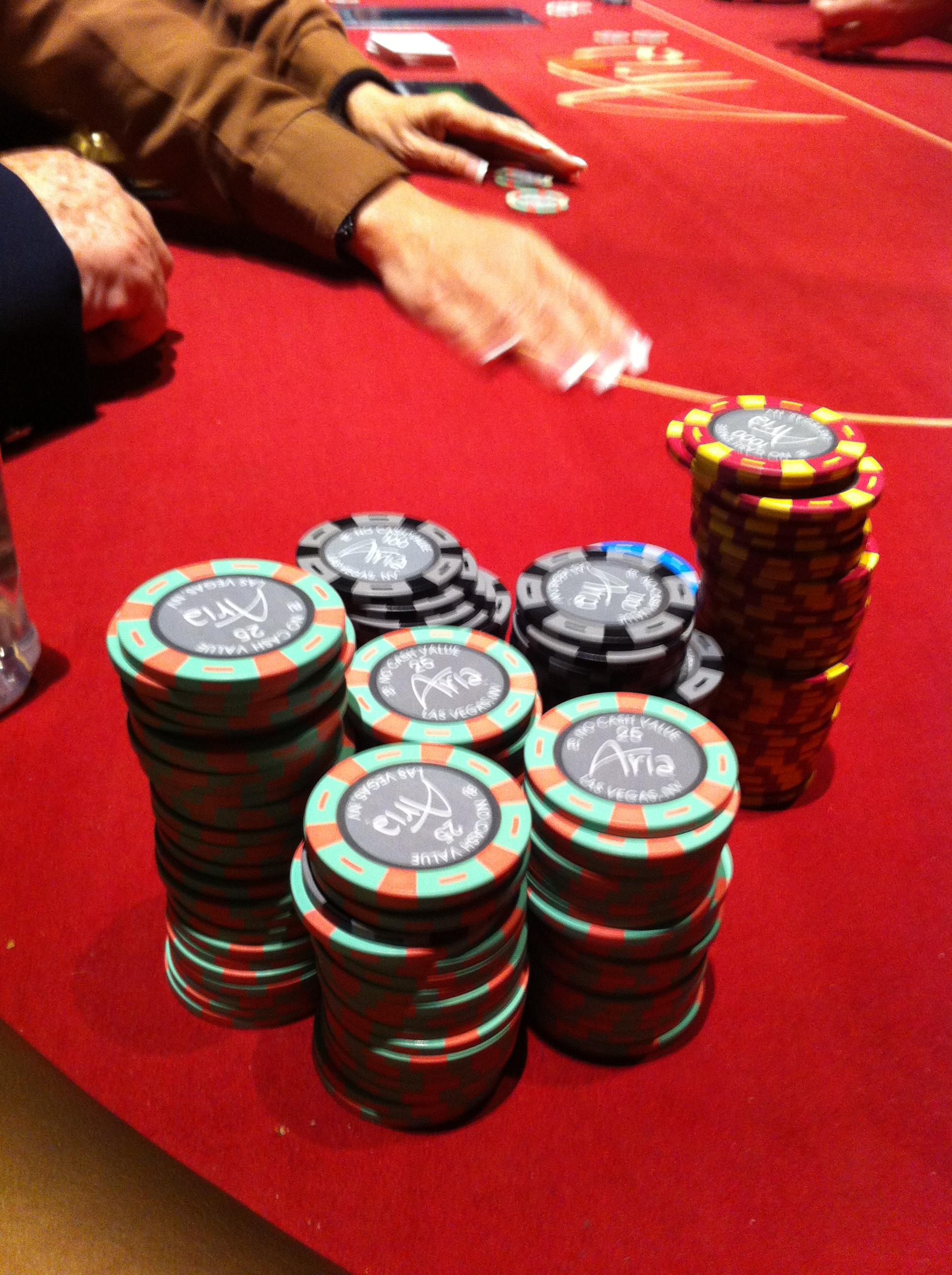Poker Trip Report – Vegas Oct 2012 | Nolan's blog - Travel, Food ...
