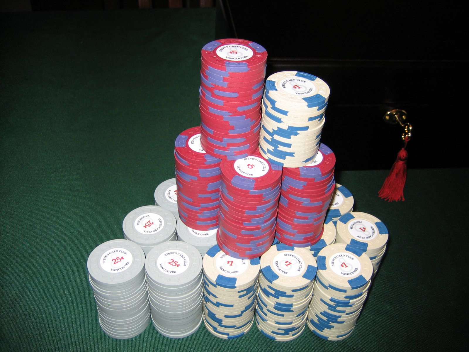 Home Poker Tour - Steve's Home Poker Blog