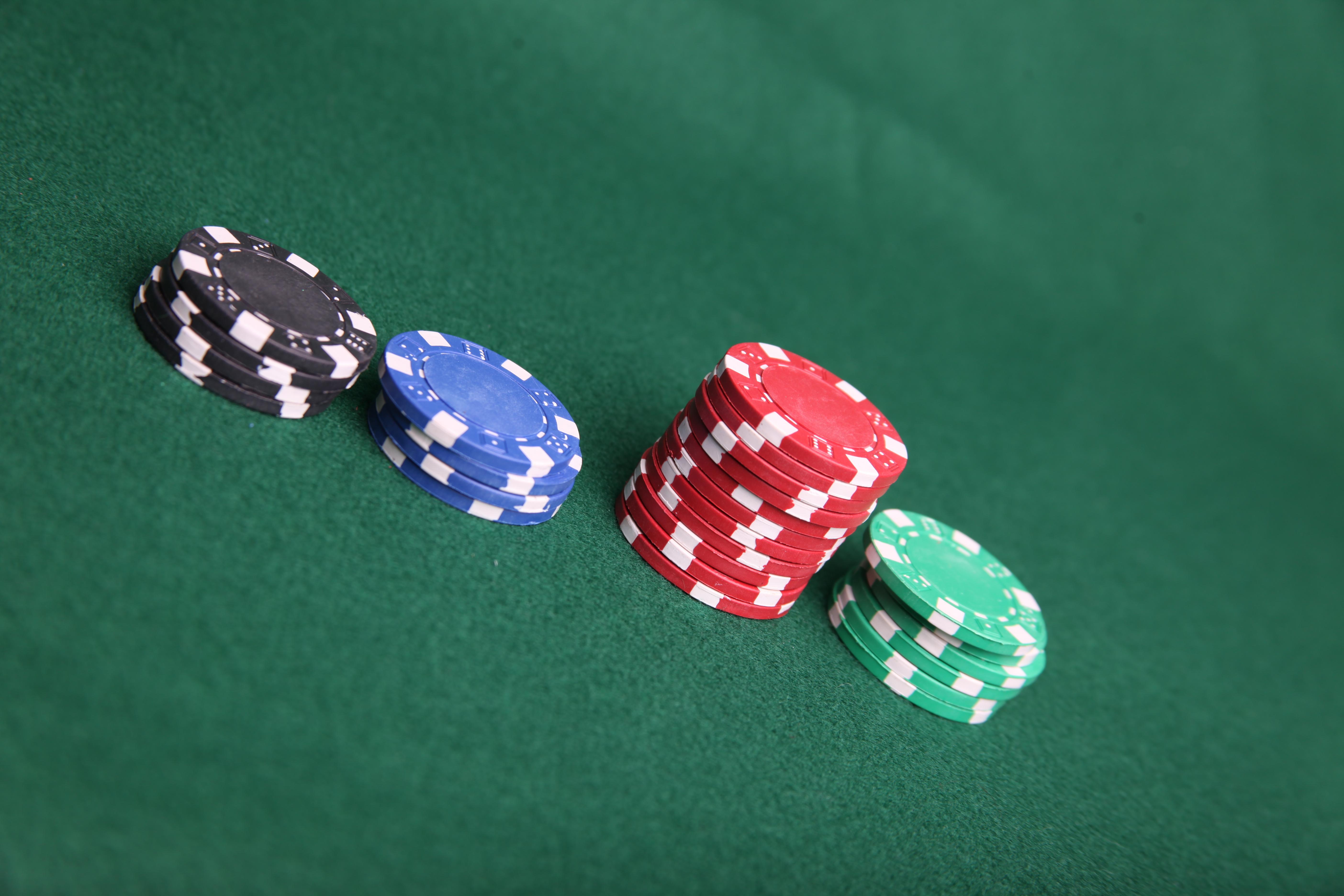 Poker chip stacks, Risk, Poker, Reward, Stacks, HQ Photo