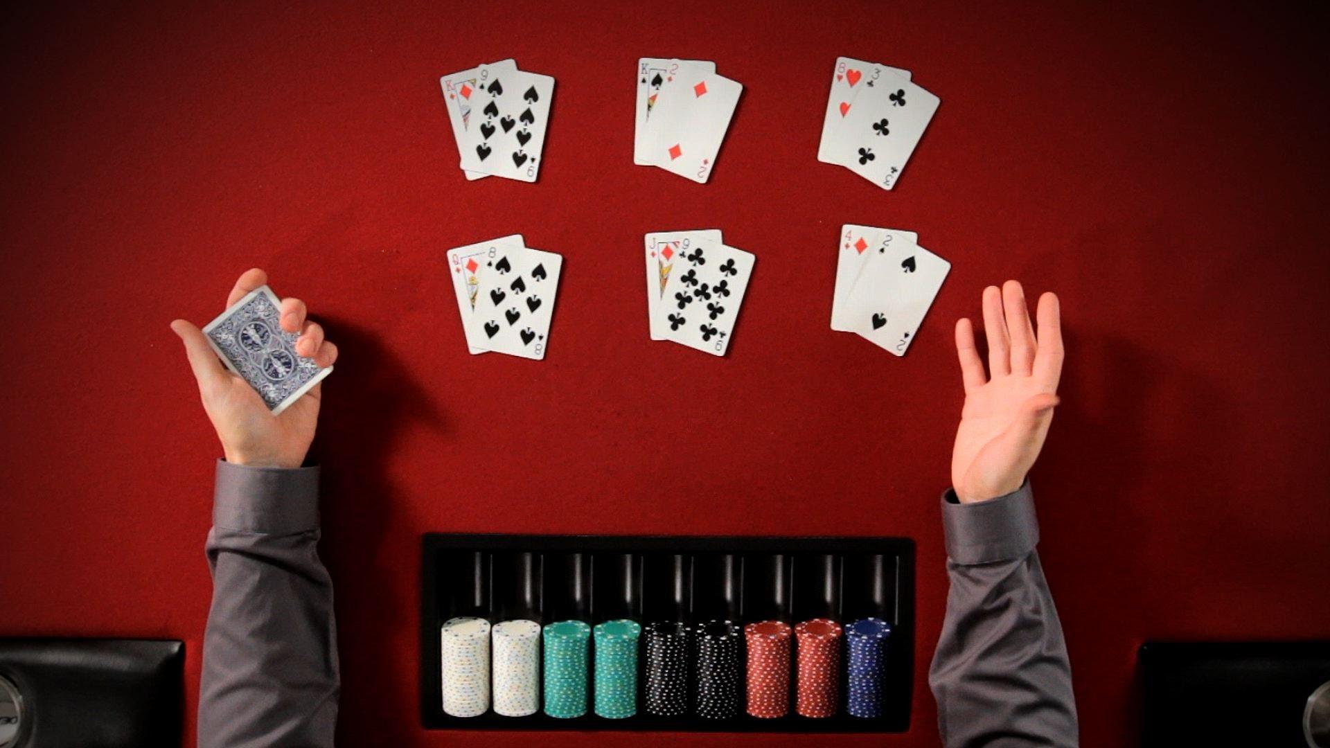 Worst Starting Hands | Poker Tutorials - YouTube