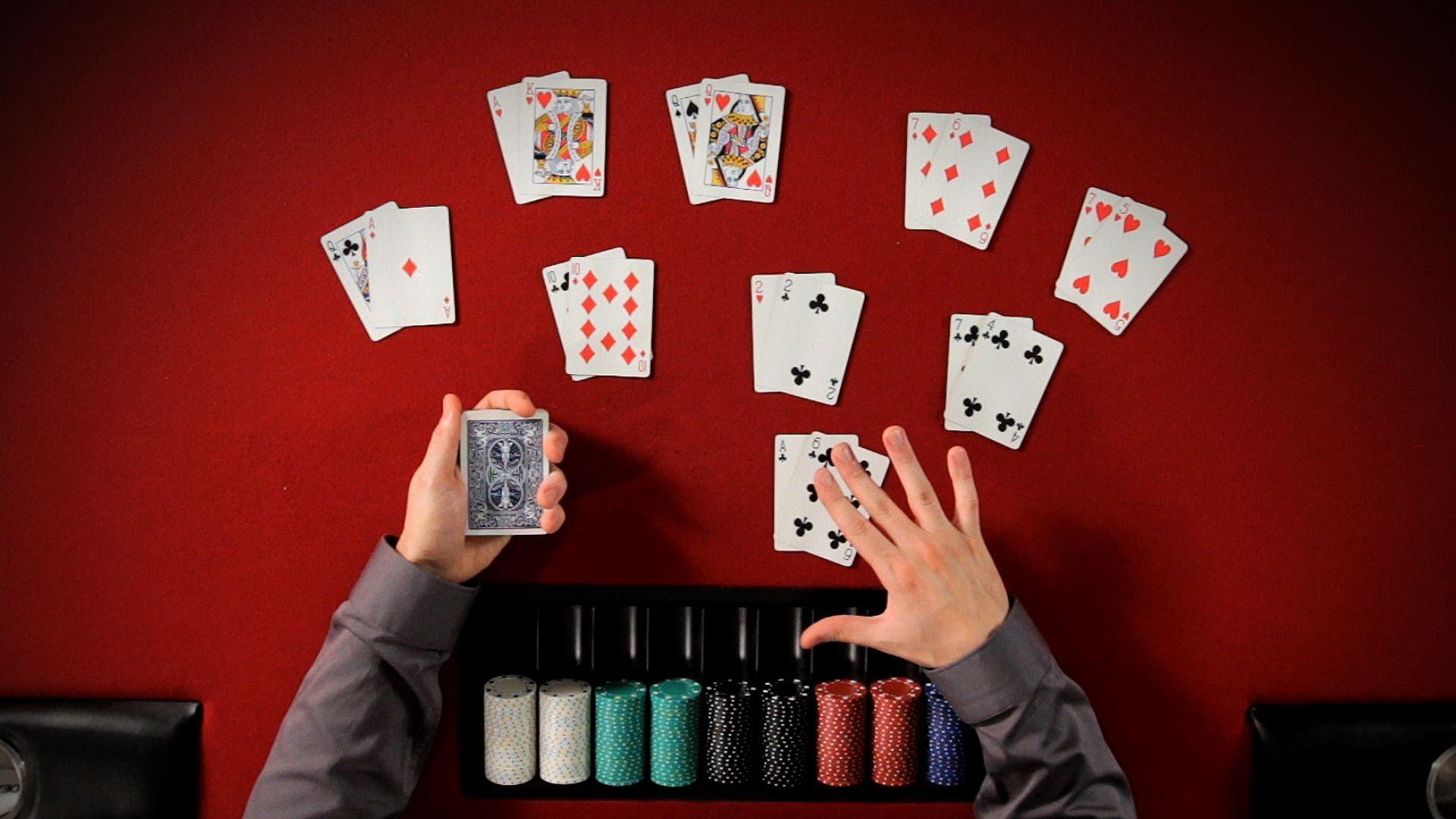 Best Starting Hands | Poker Tutorials - YouTube
