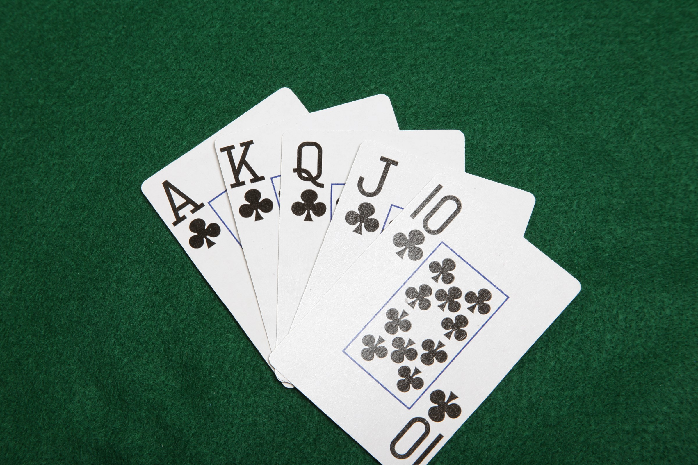 Poker hand -Straight, 5, Bet, Cards, Draw, HQ Photo