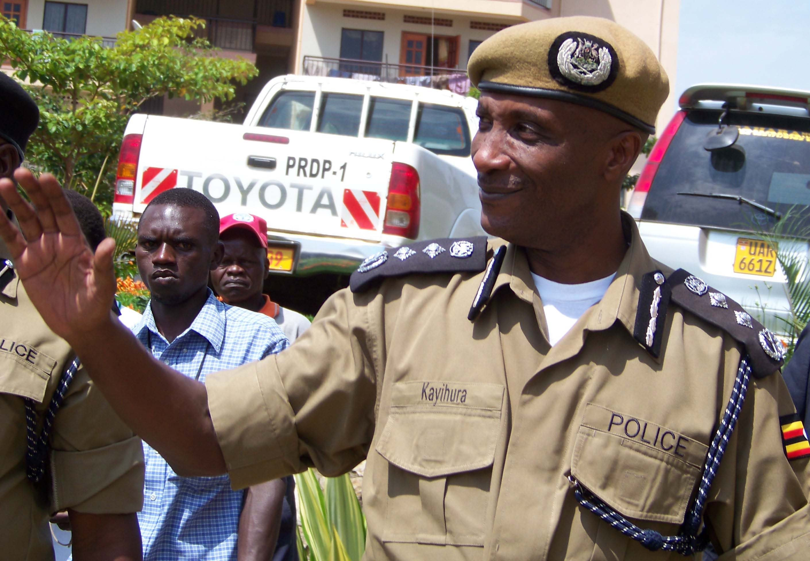 Uganda's notorious police chief leaves behind a grim legacy ...