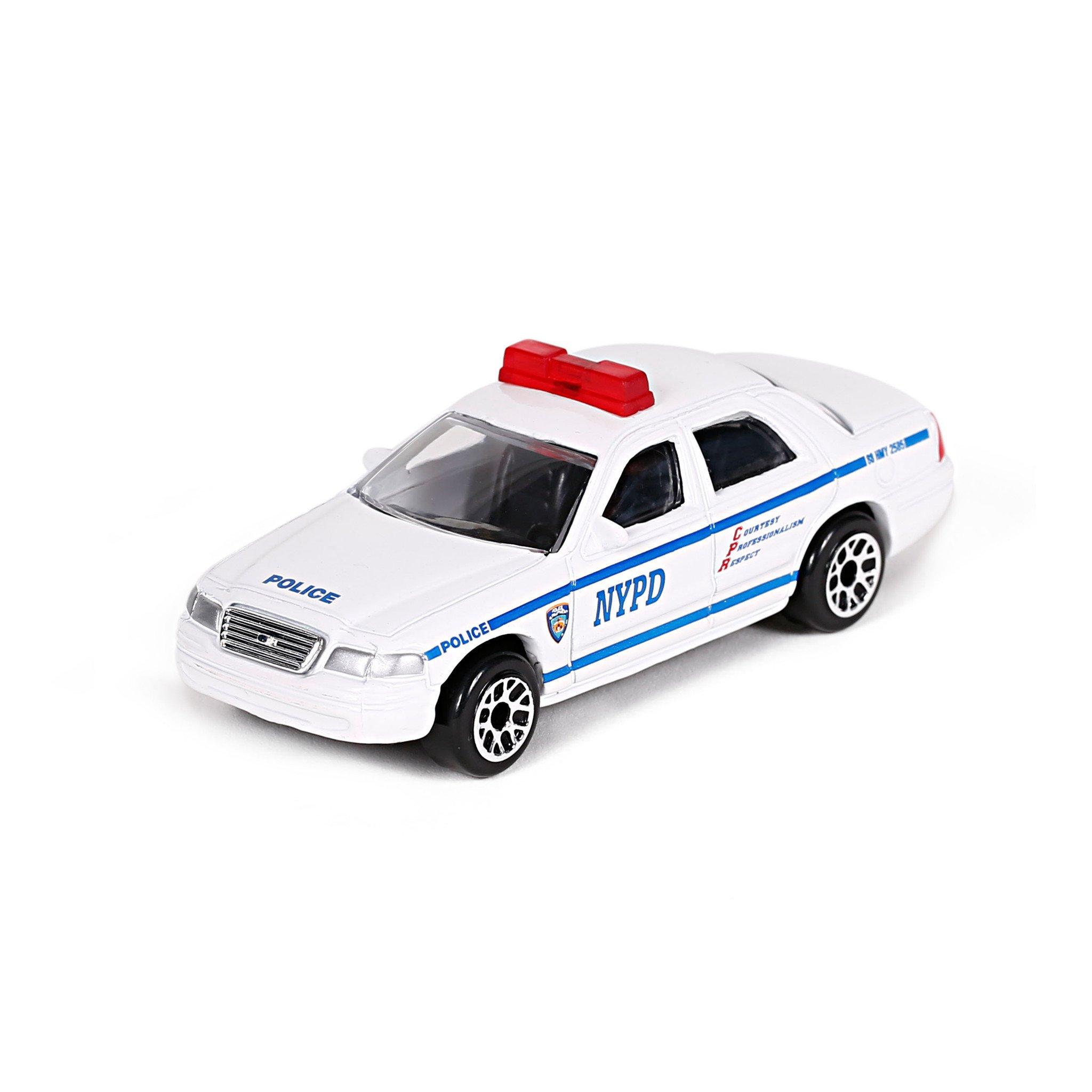 NYPD Police Car – 9/11 Memorial Museum Store