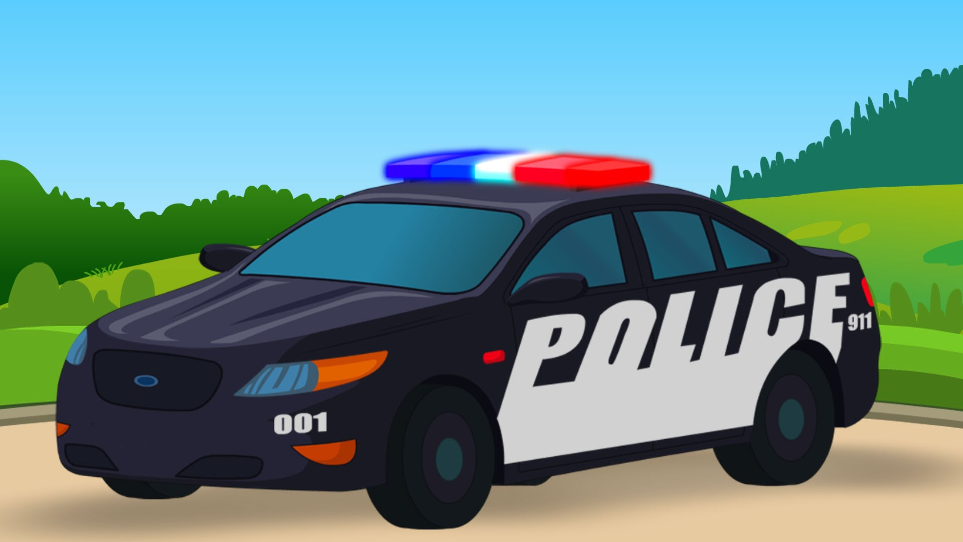 Police Car | Toy Unboxing For Kids | Children's Toy Collector - YouTube