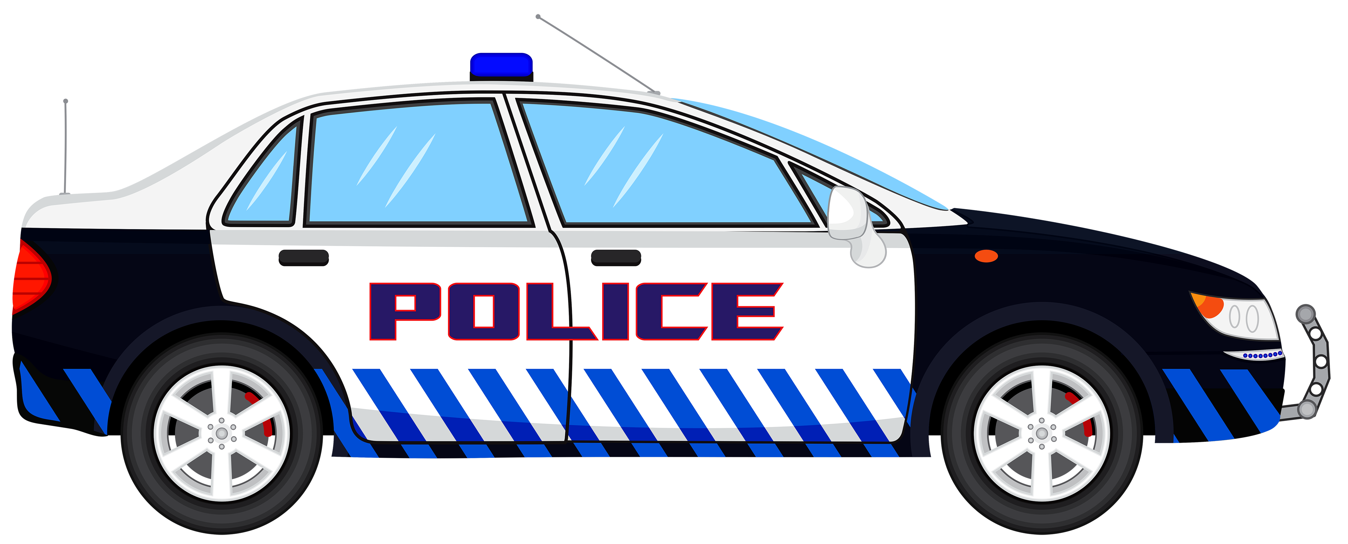 Police Car Transparent PNG Clip Art Image | Gallery Yopriceville ...
