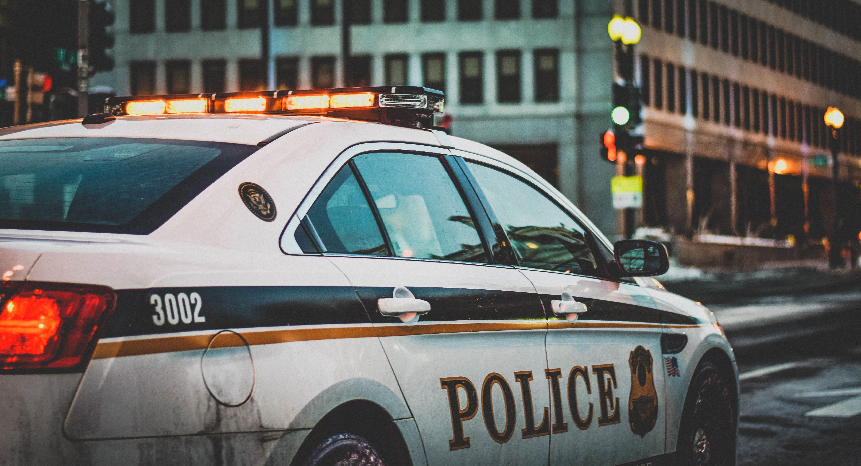 Police, Car, Cop, Law, Patrol, HQ Photo