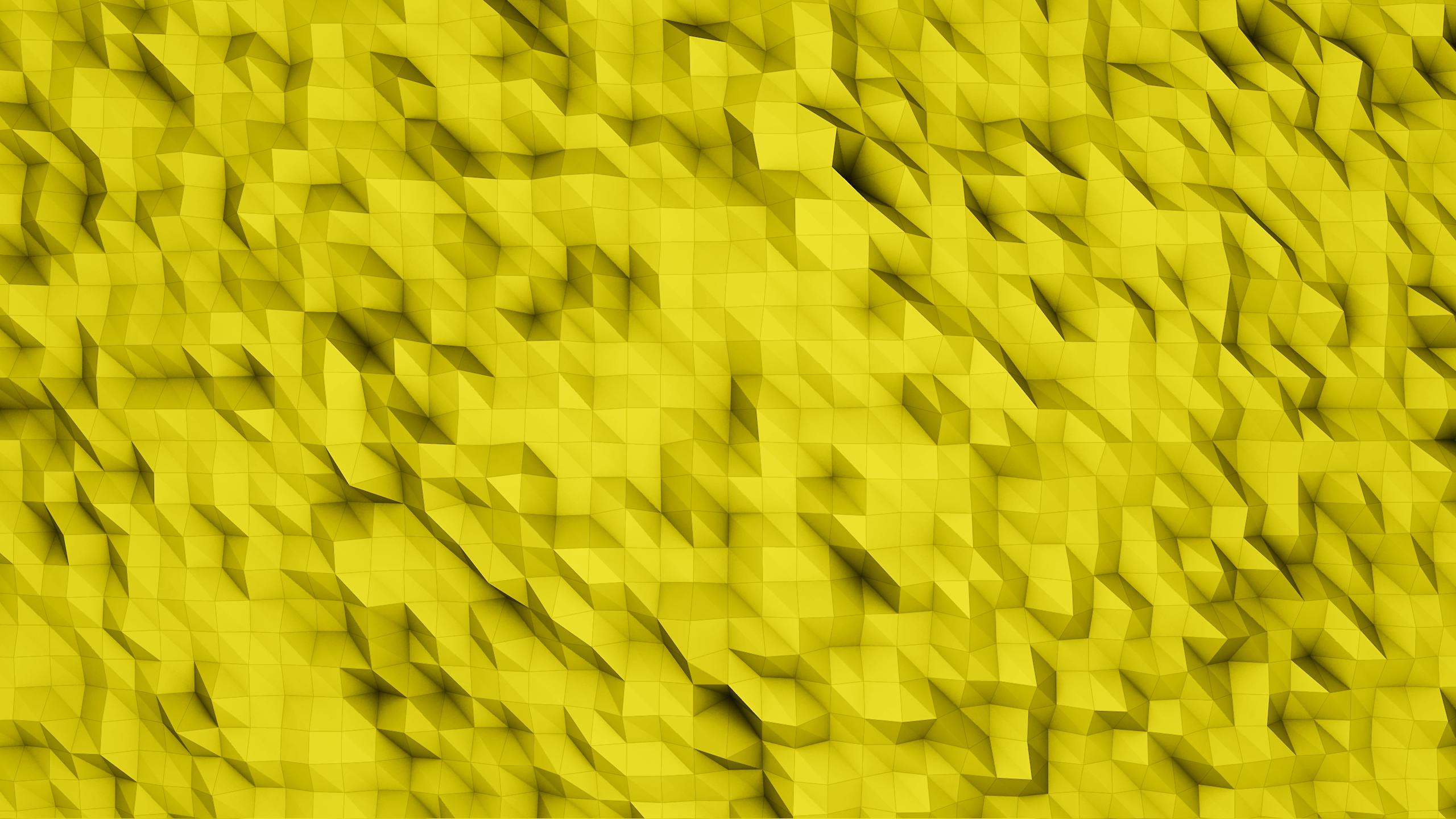 Polygonal mosaic background photo