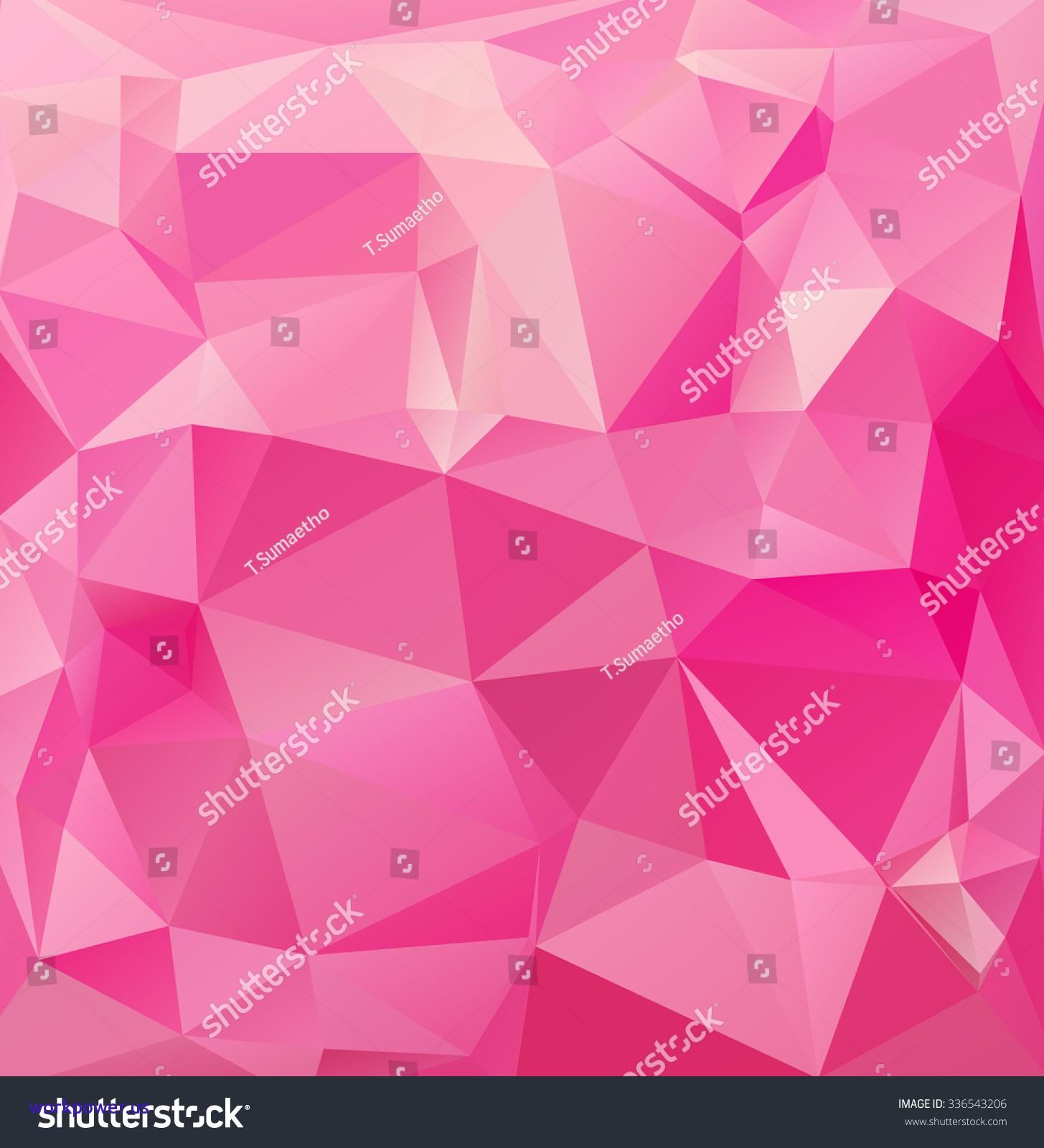 Template Design Background Vector Pink Elegant Pink Polygonal Mosaic ...
