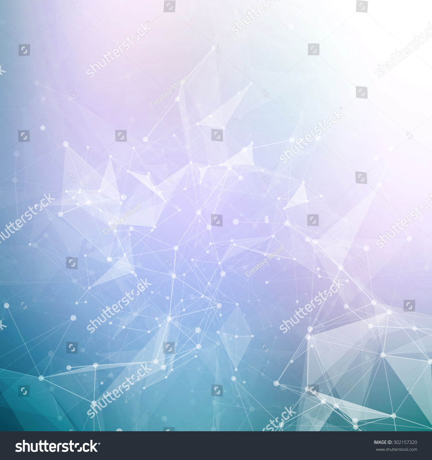 Royalty-free Abstract geometric background.… #302157320 Stock Photo ...