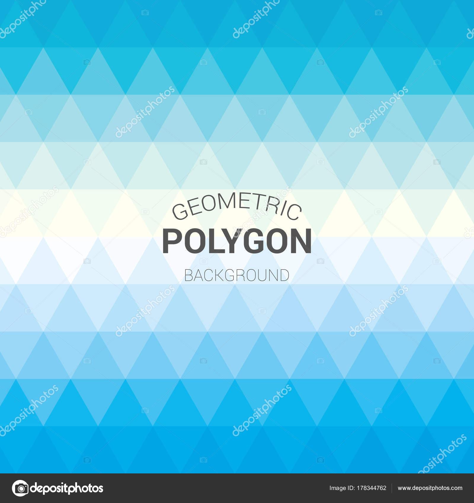 Grid Mosaic Background Polygon Wallpaper Triangular — Stock Vector ...