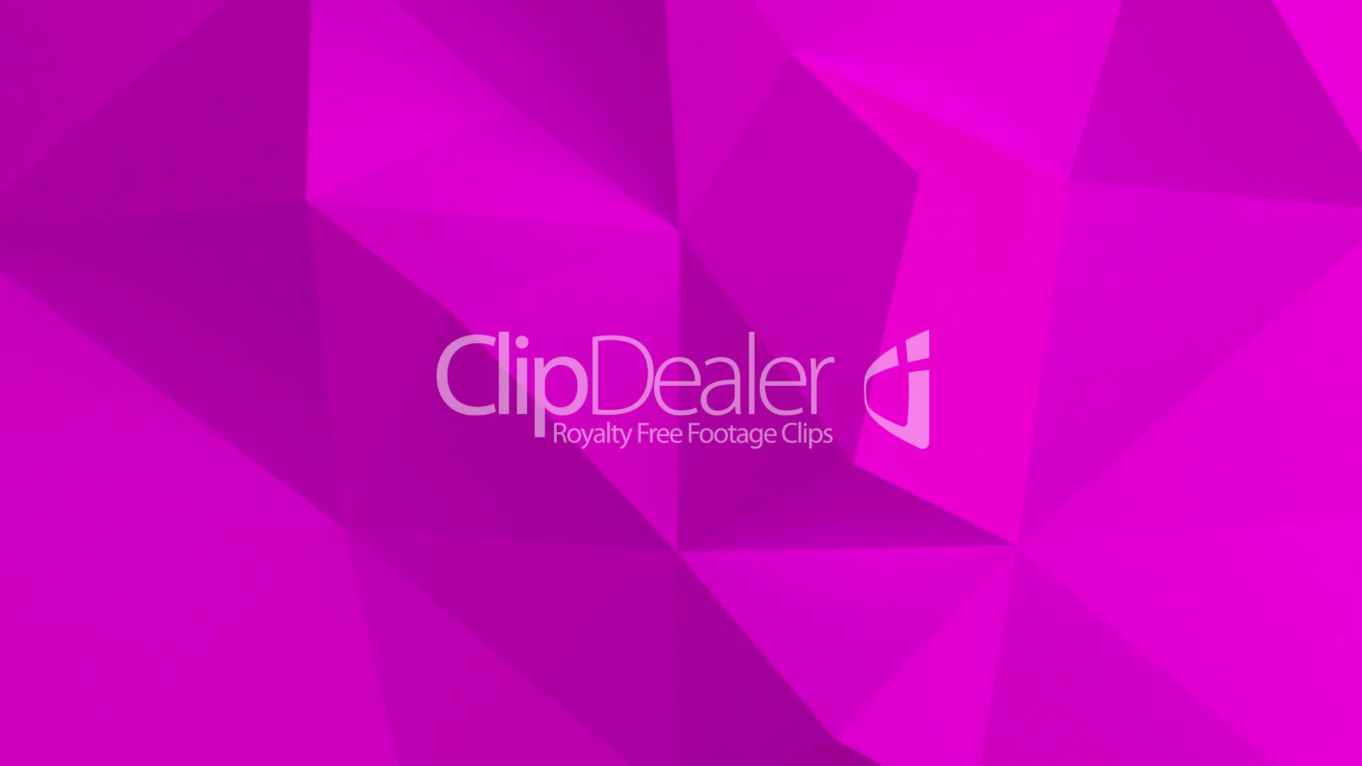 Abstract 3d pink background with polygonal pattern.: Royalty-free ...