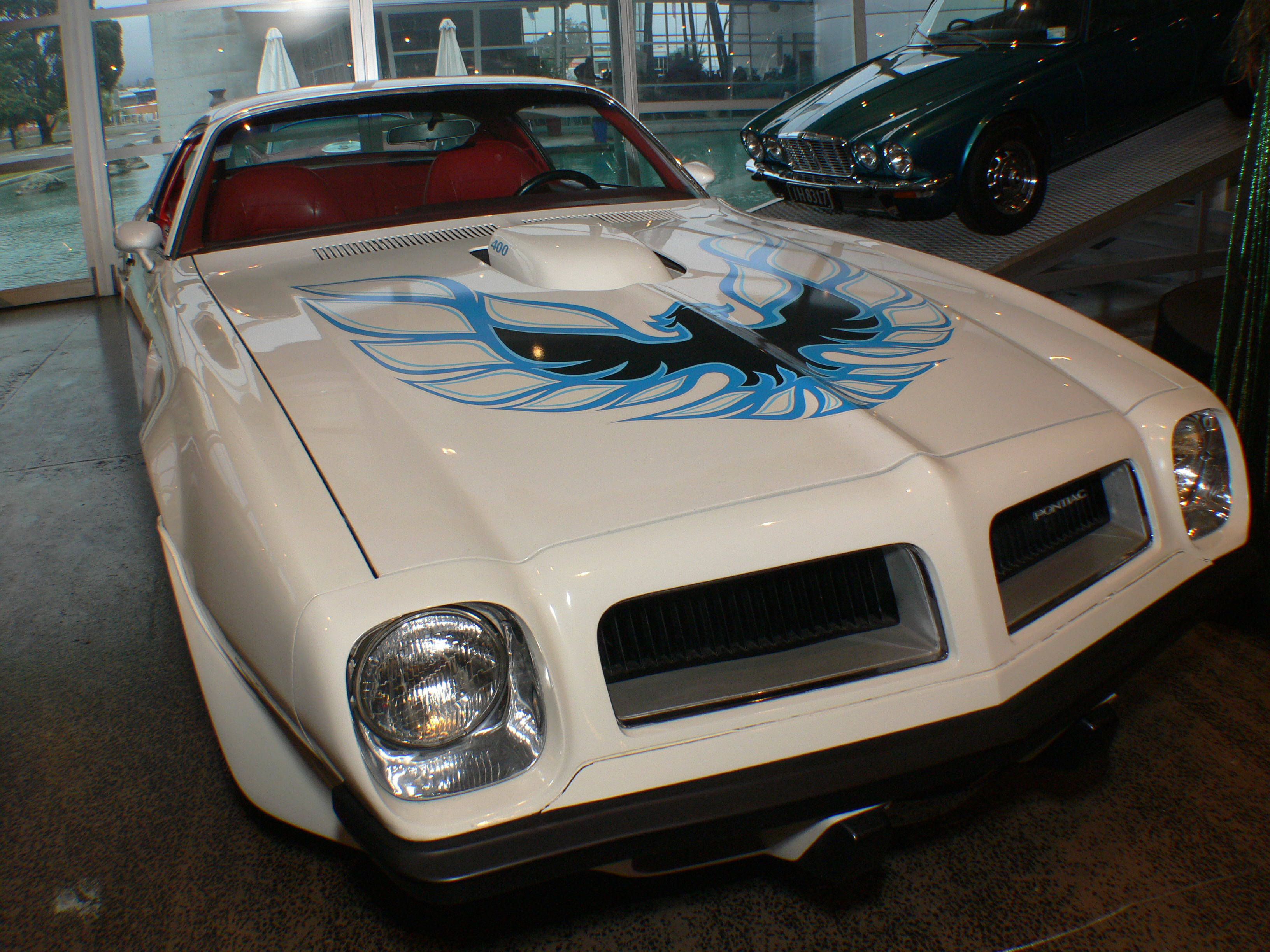 Pontiac trans am firebird 400 1974 photo
