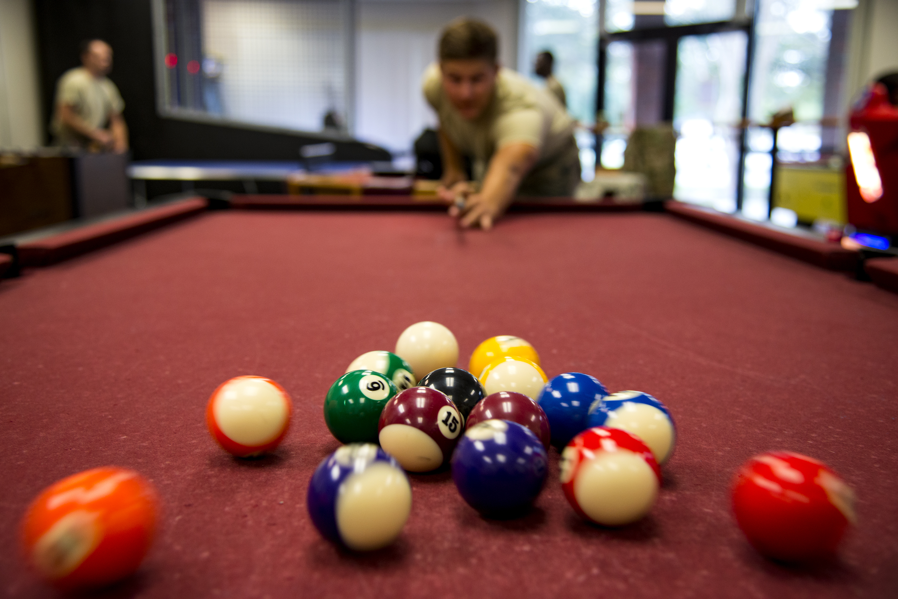 Pool, Activity, Balls, Billiard, Contest, HQ Photo