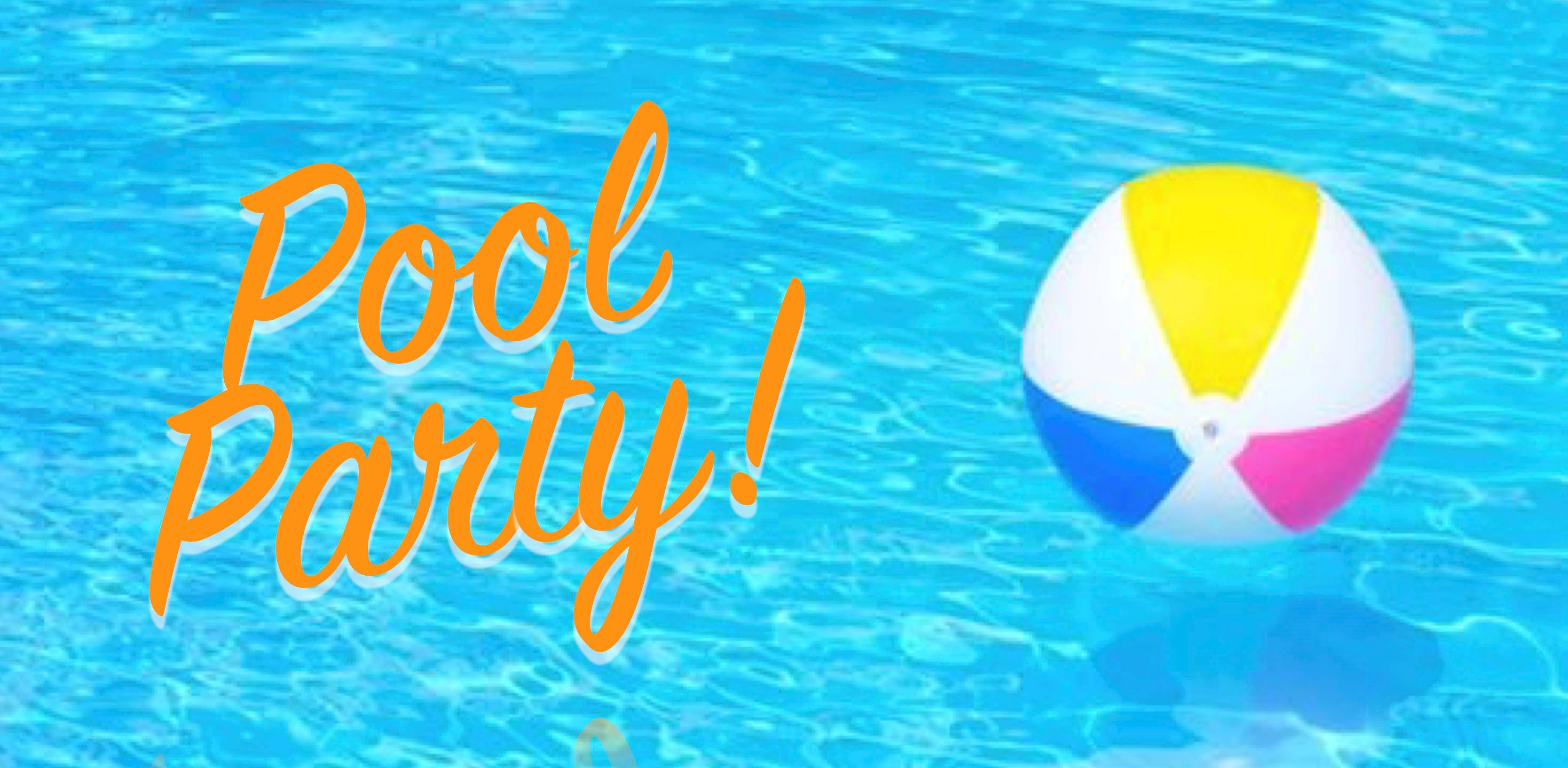 Pool Party July 30th! – Heritage Lake Association