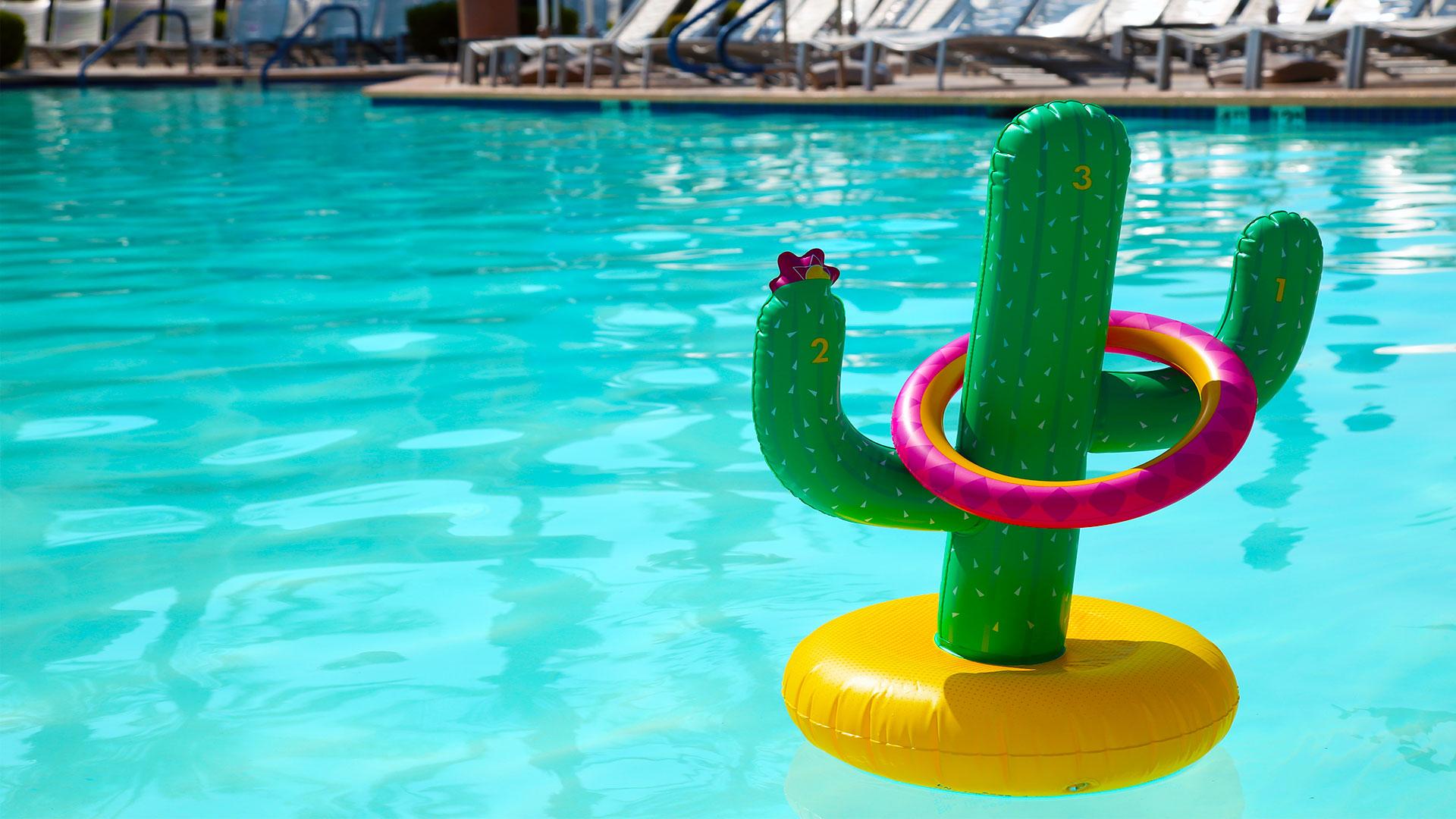 pool party - The Ark Magazine