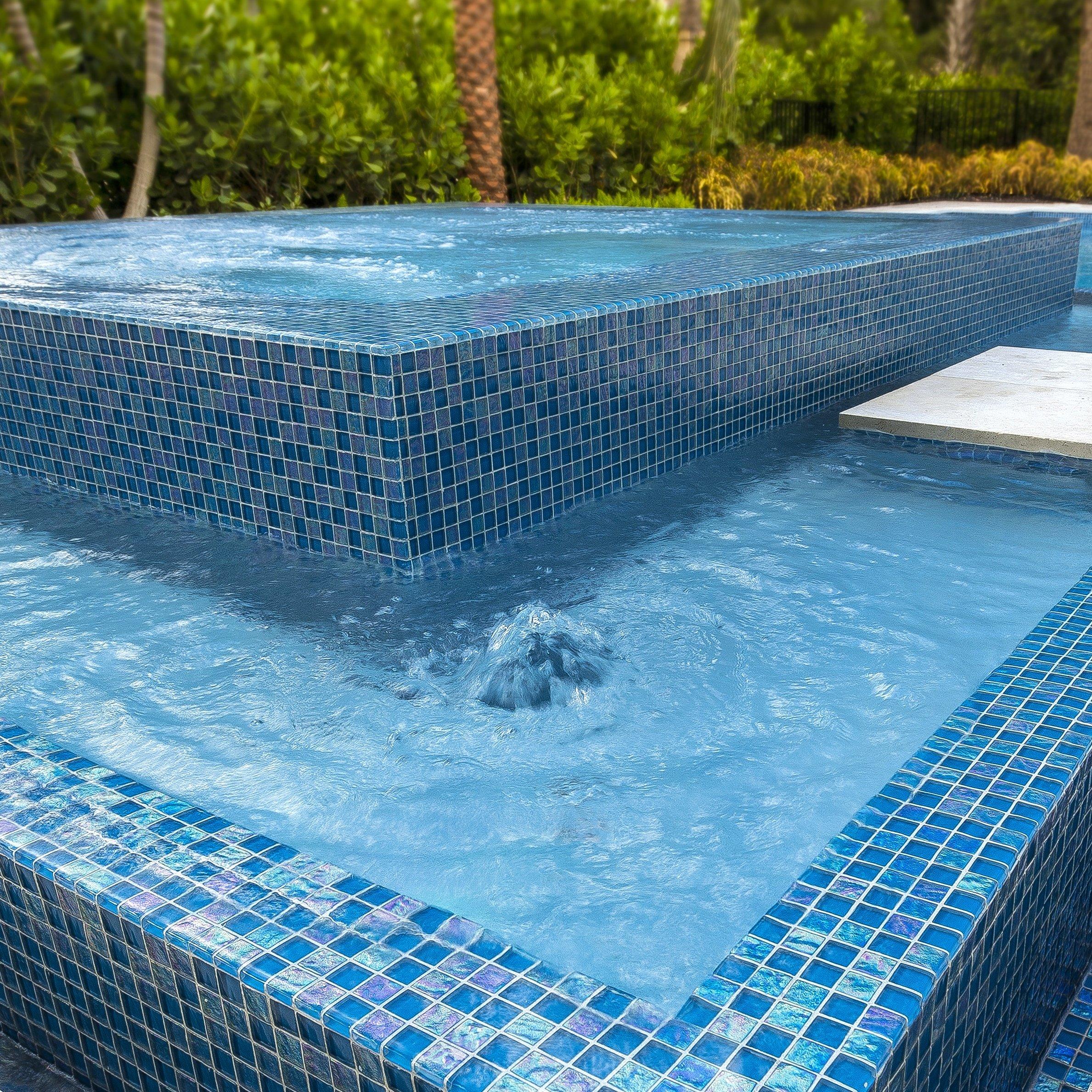 Free Photo Pool Tile Mosaic Pool Tile Free Download