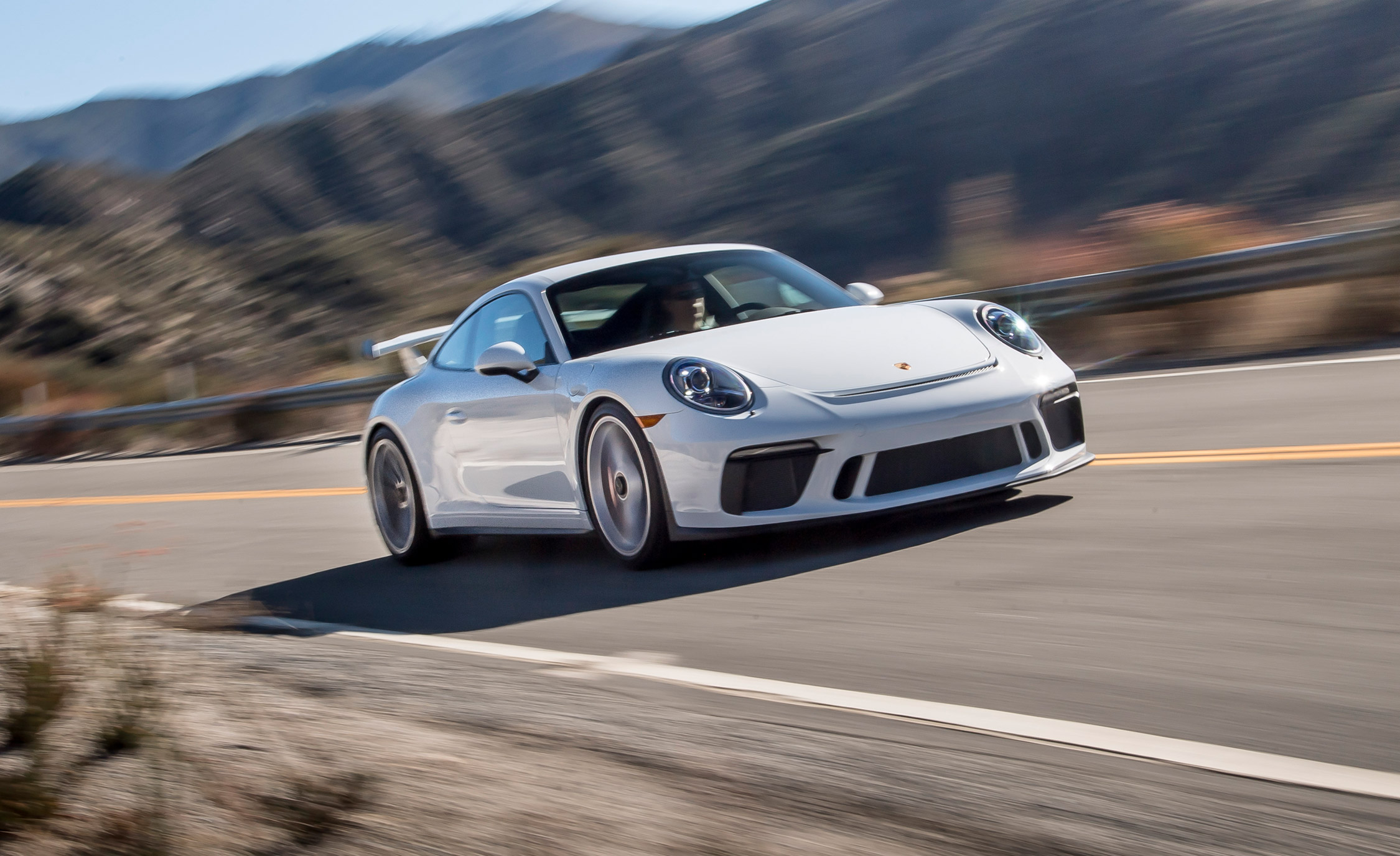 2019 Porsche 911 GT3 RS First Drive: Plenty of Porsche | Review ...