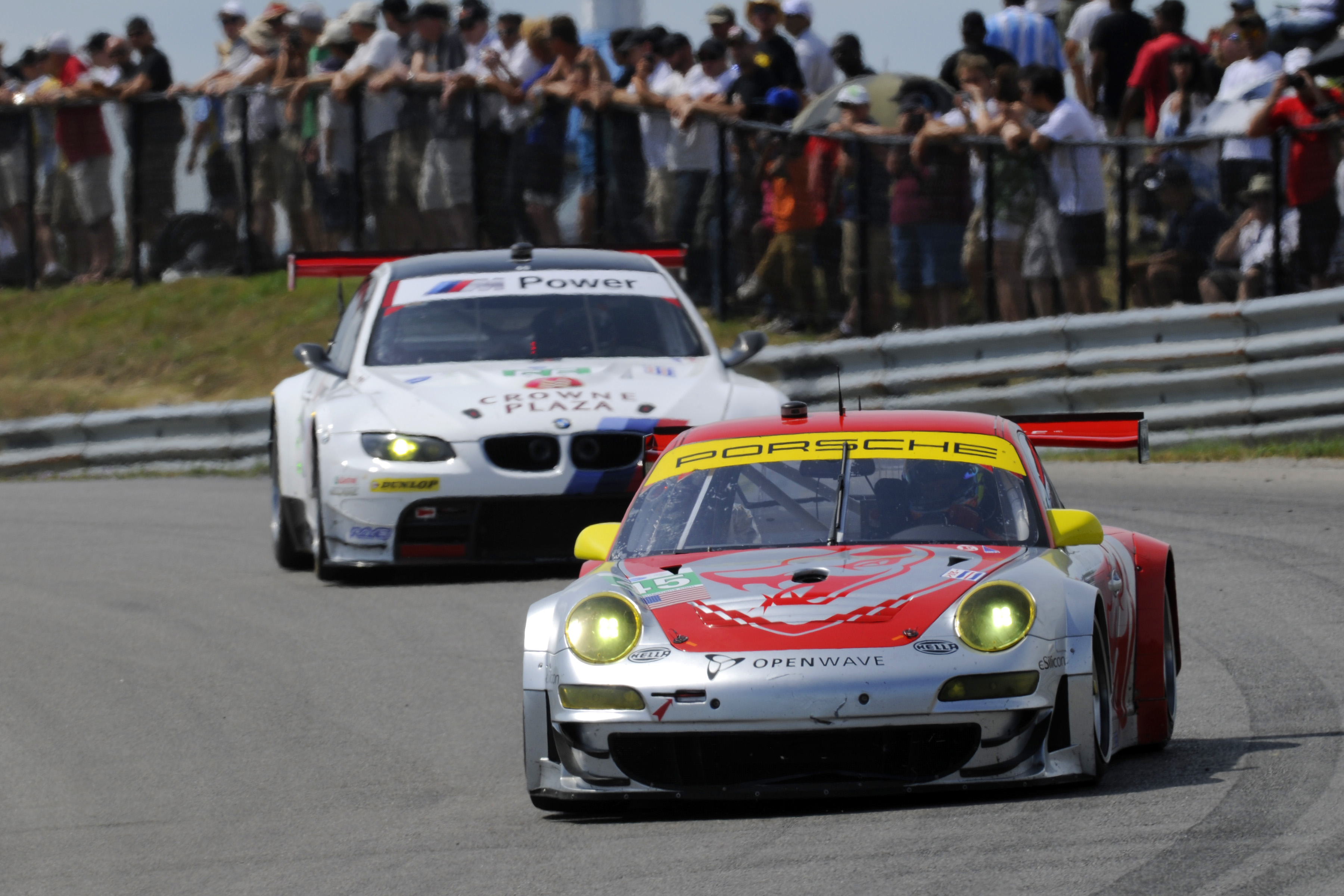 Disappointing race for Porsche – American Le Mans Series, rd 4 in ...