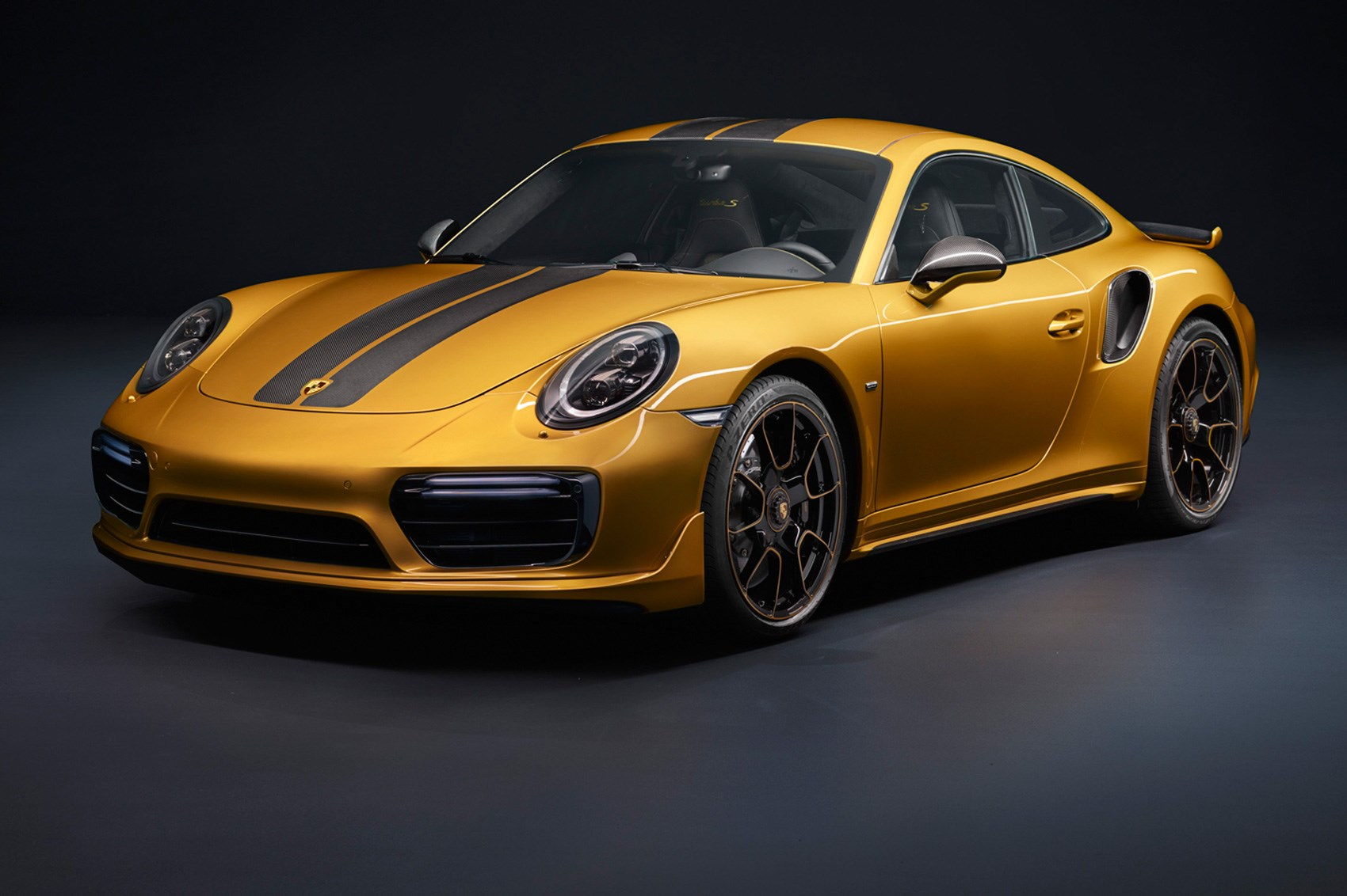 Porsche 911 Turbo S Exclusive Series: the most powerful 911 Turbo of ...