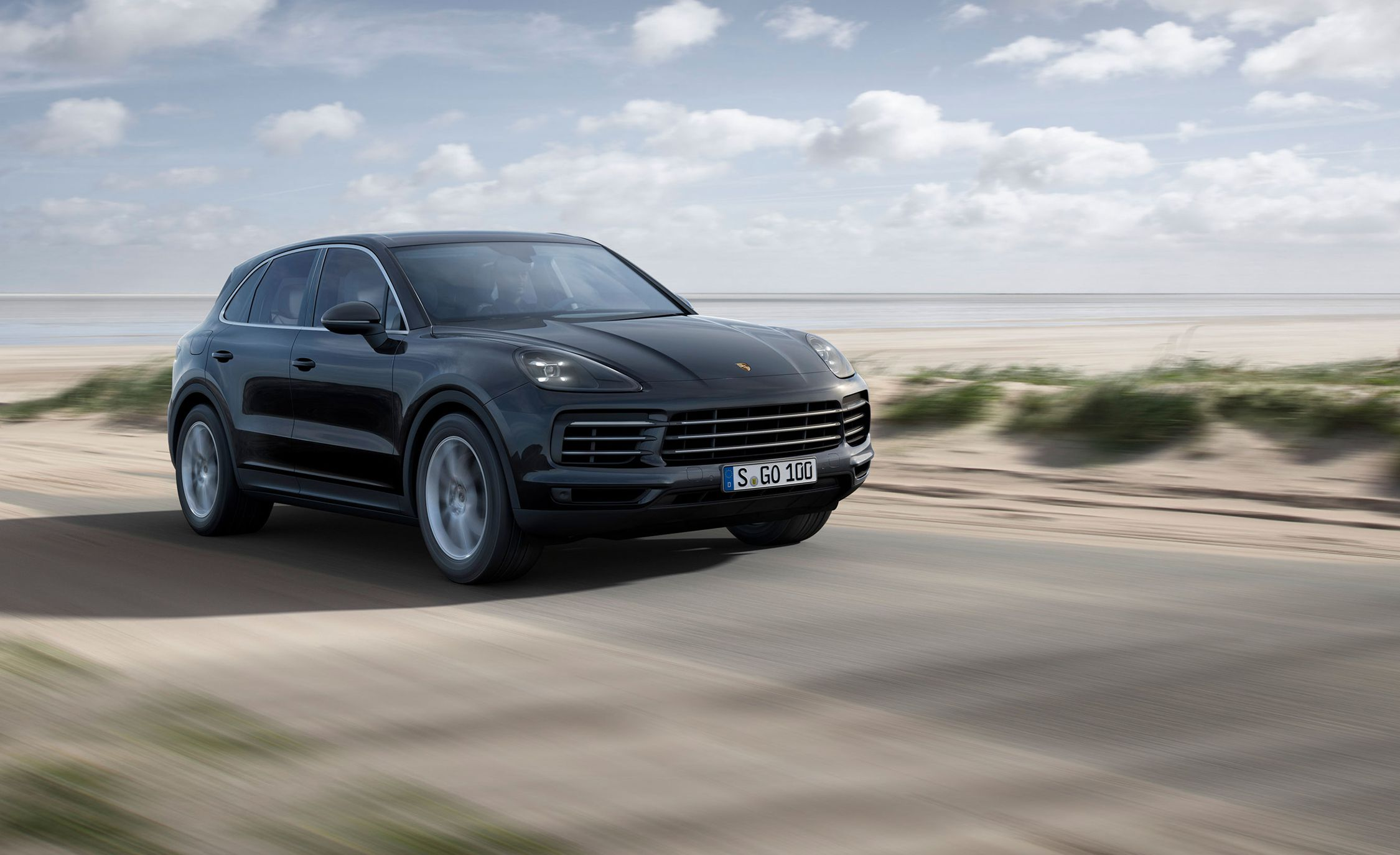 2019 Porsche Cayenne Prototype Drive | Review | Car and Driver