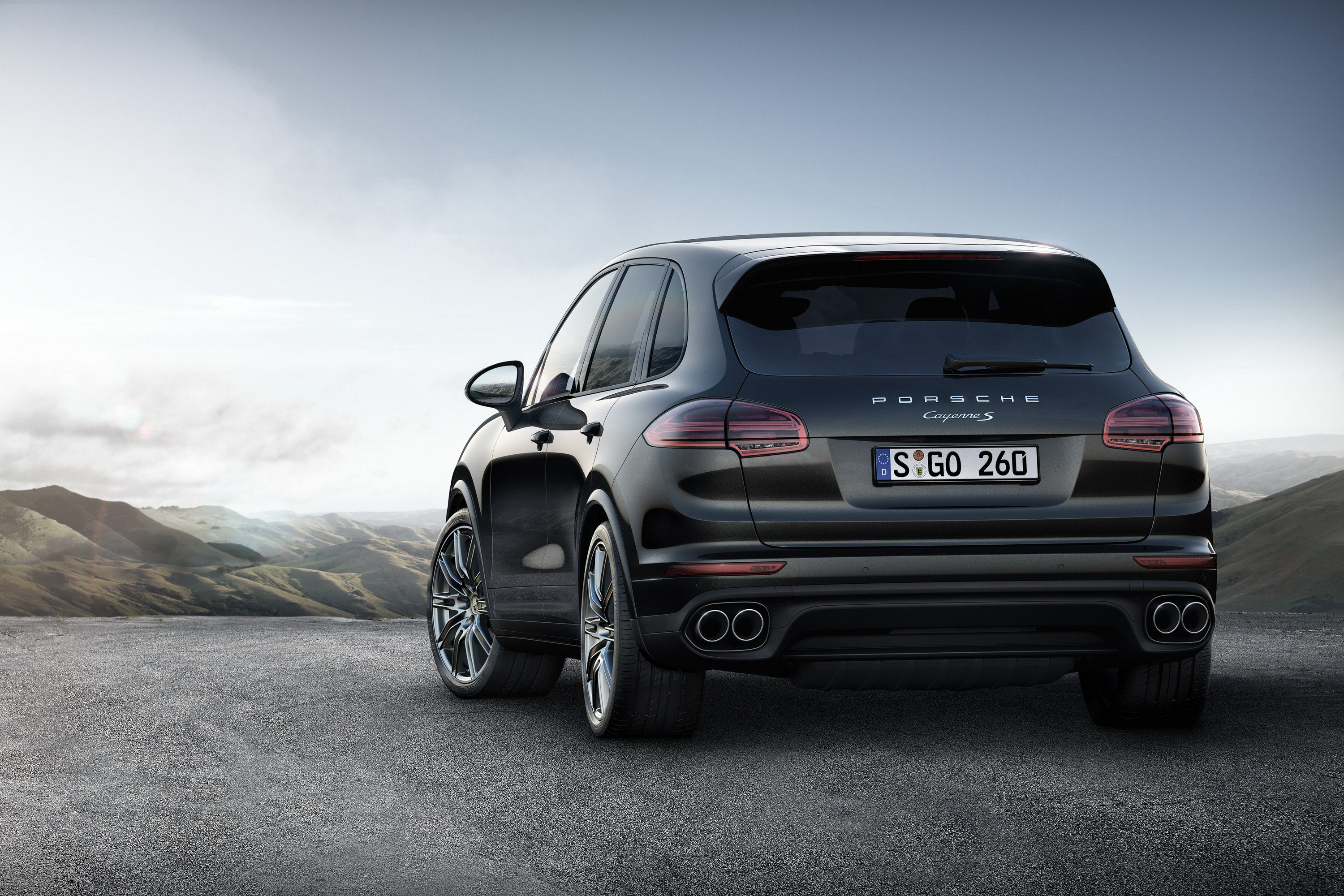 Porsche Cayenne S Platinum Edition | Top Speed