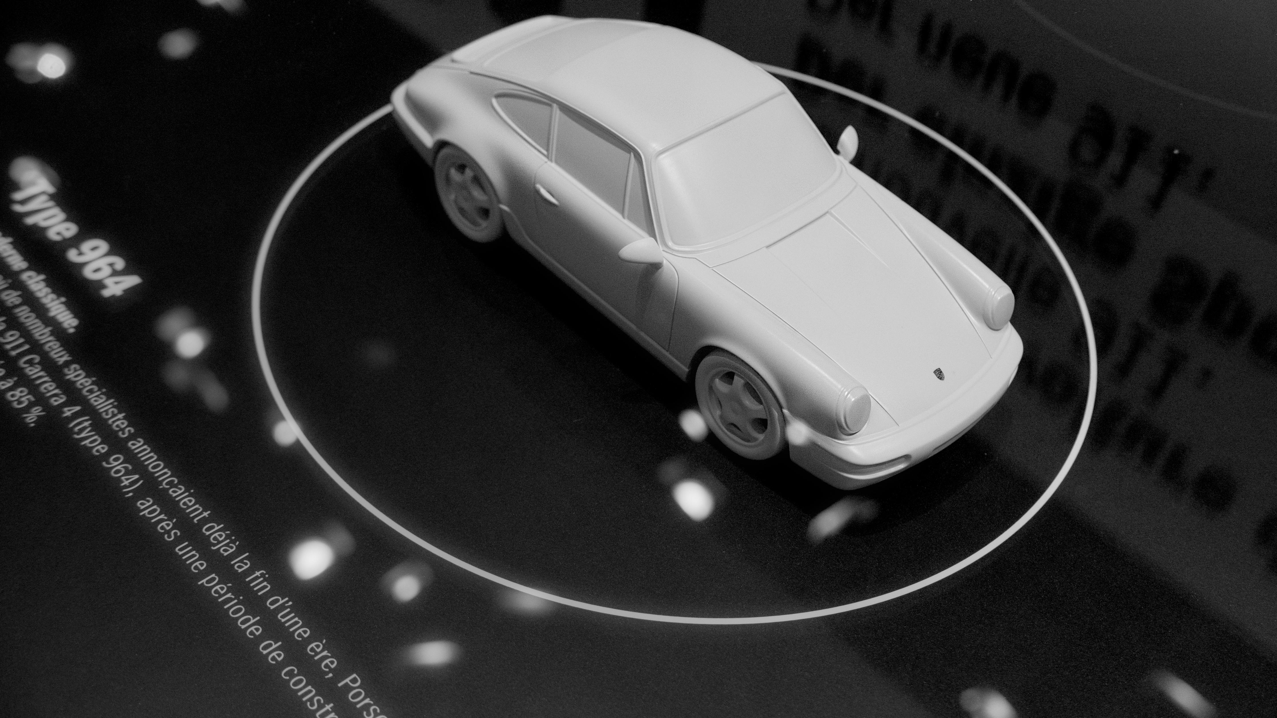 Porsche concept car photo