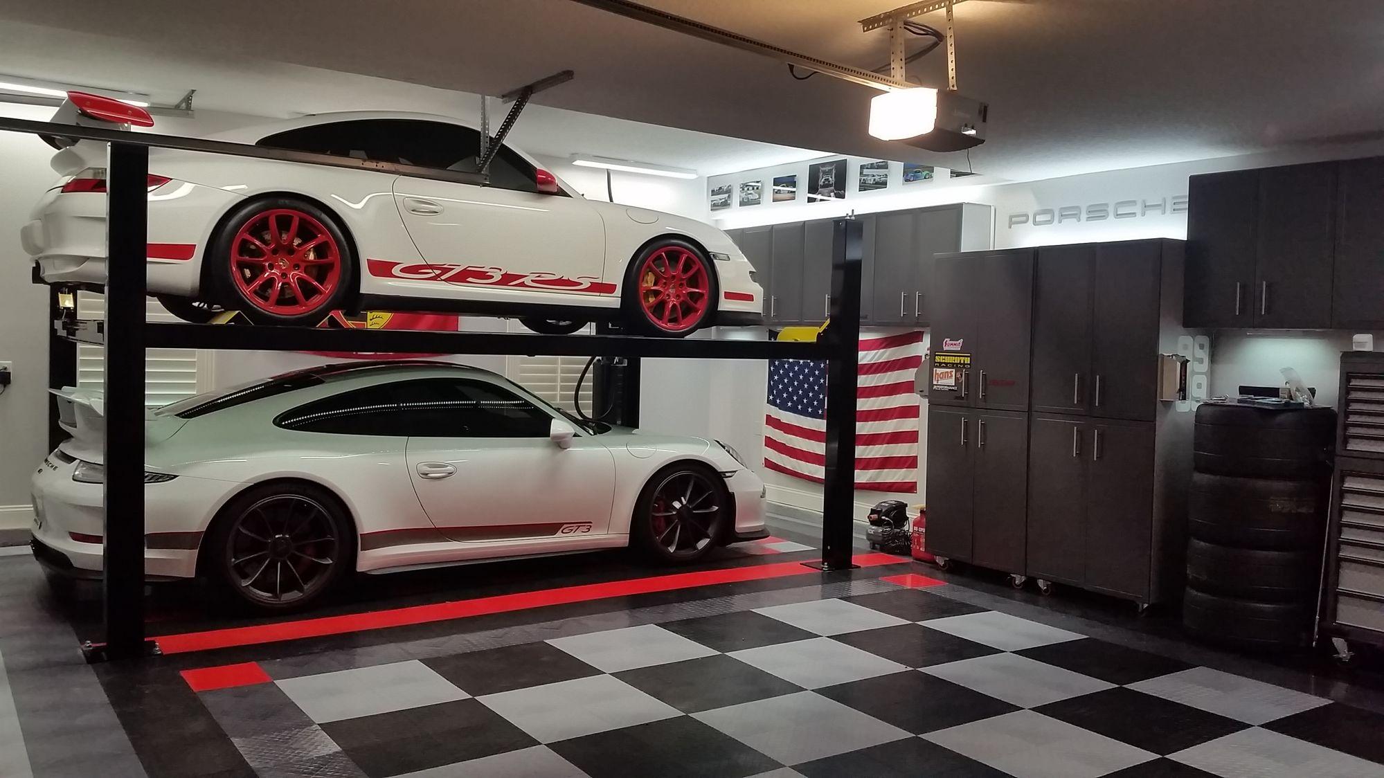 picture of your garage - Rennlist - Porsche Discussion Forums
