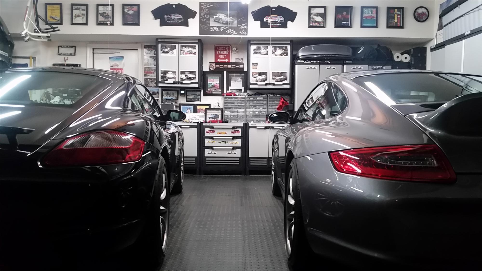 Free photo: Porsche Garage - Porsche, ride, garage - Creative ...