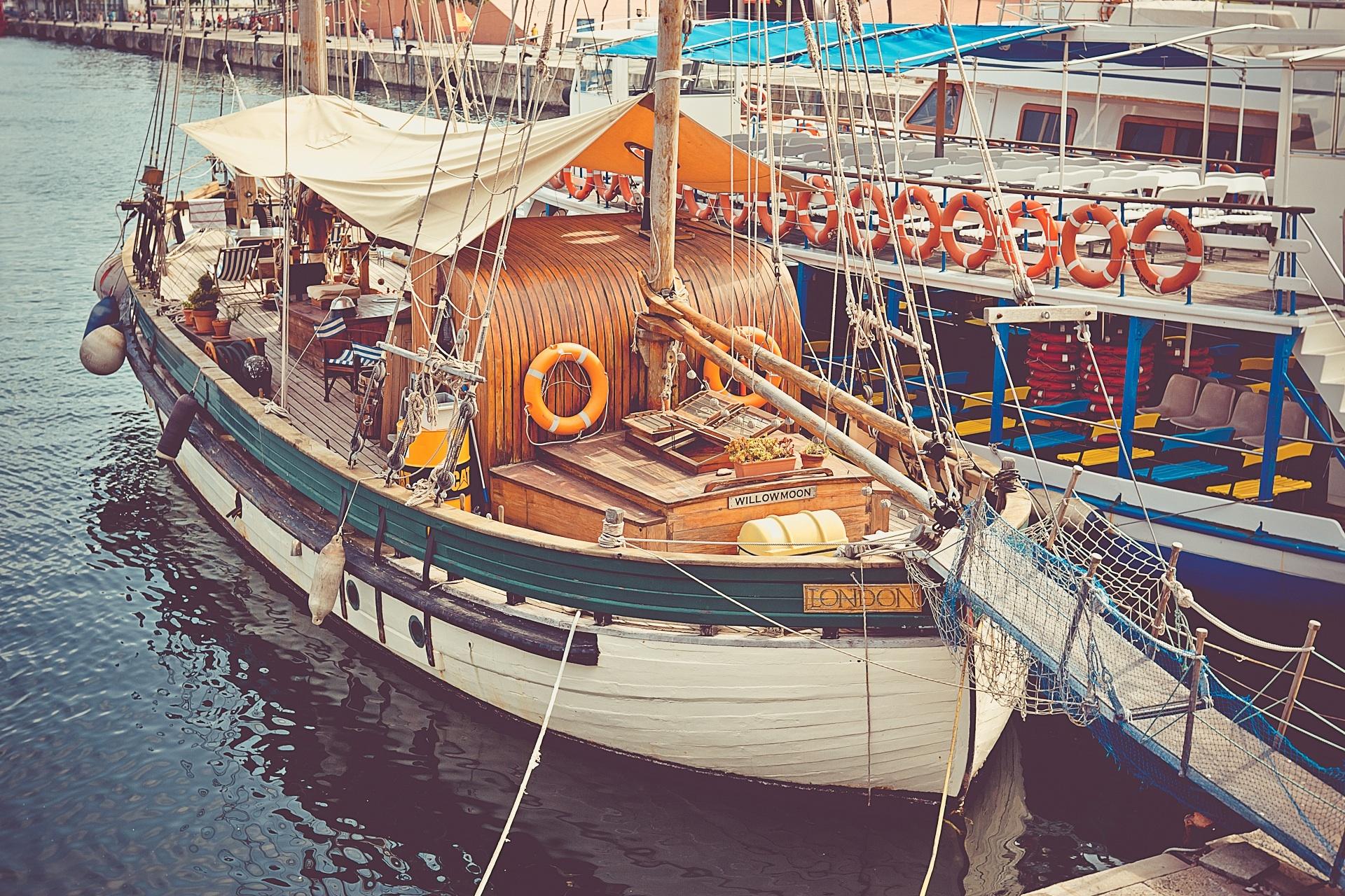 Port, Boat, Journey, Sea, Ship, HQ Photo