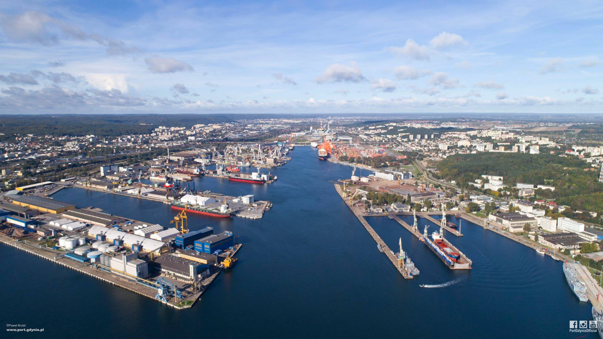 MarinePoland.com - A new record to be set at the Port of Gdynia