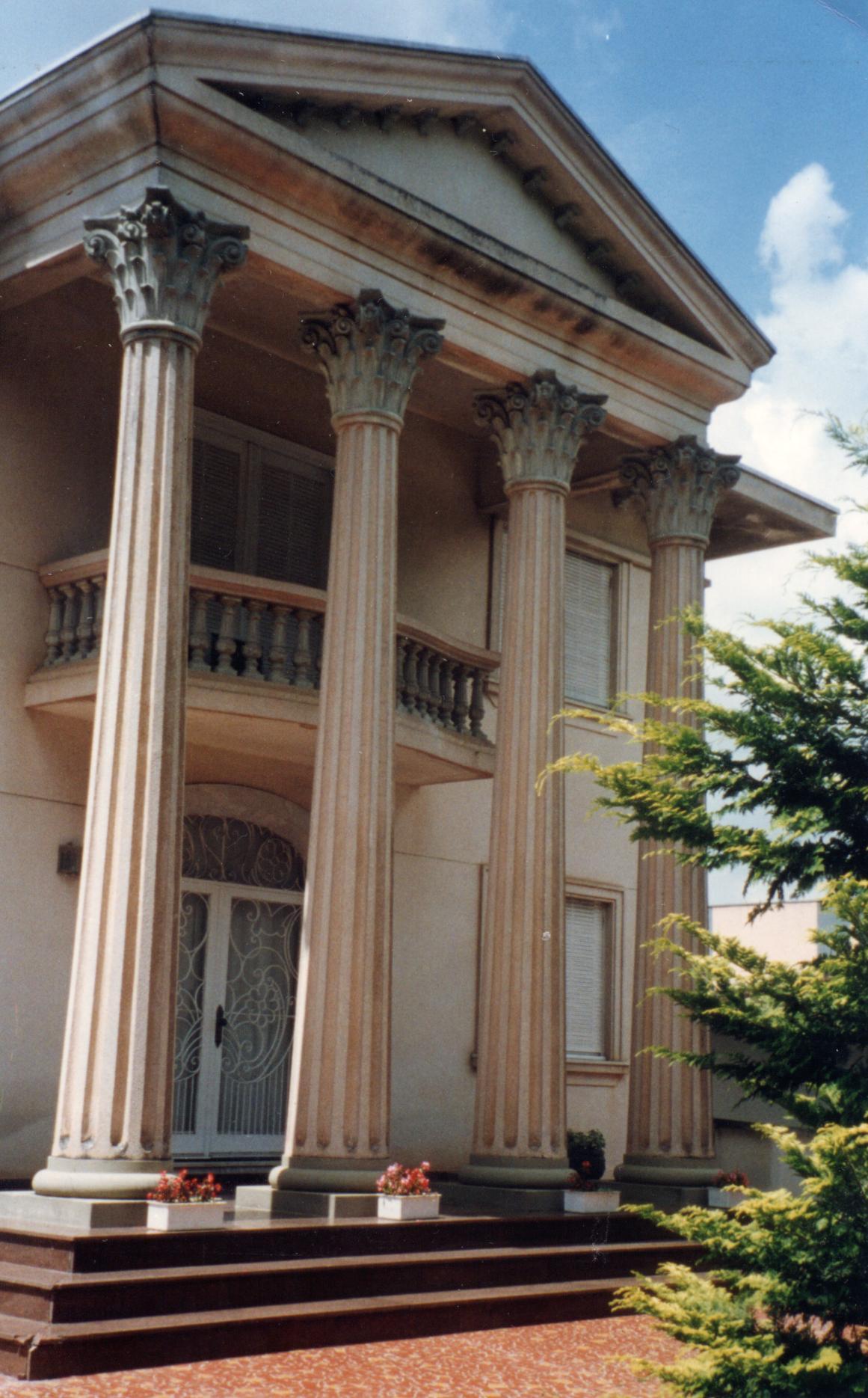 Portico photo