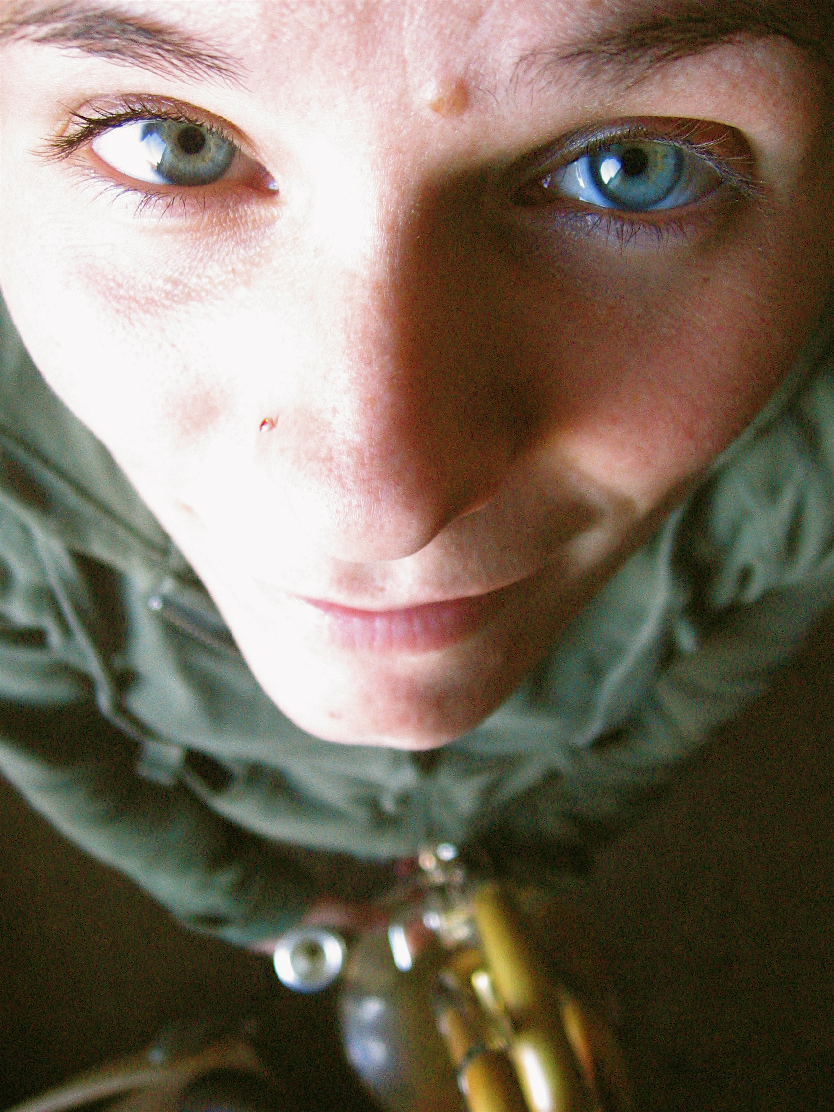 Portrait, Closeup, Eyes, Face, Mouth, HQ Photo