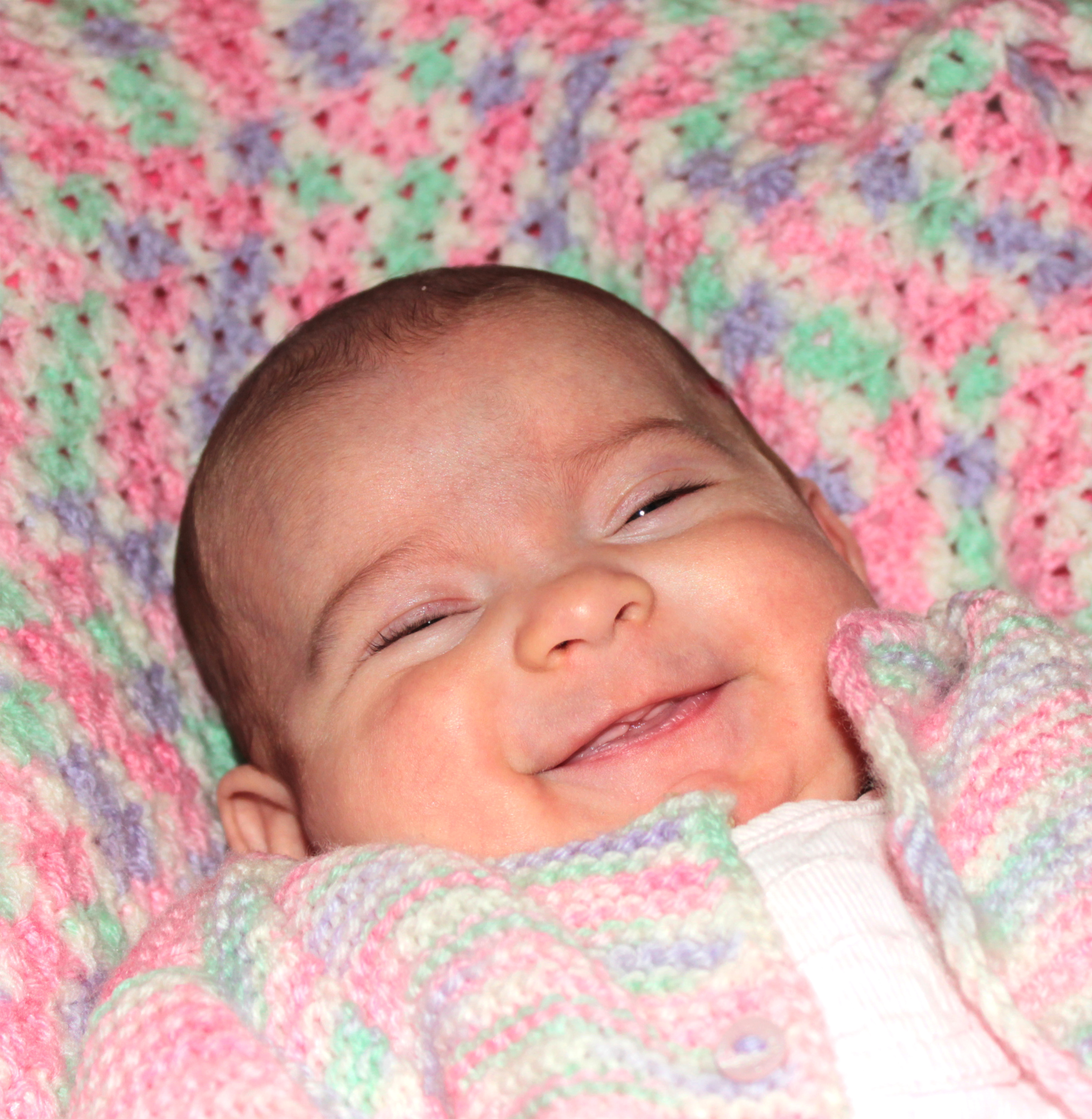 Portrait of a happy baby smiling, One, House, Indoors, Infant, HQ Photo