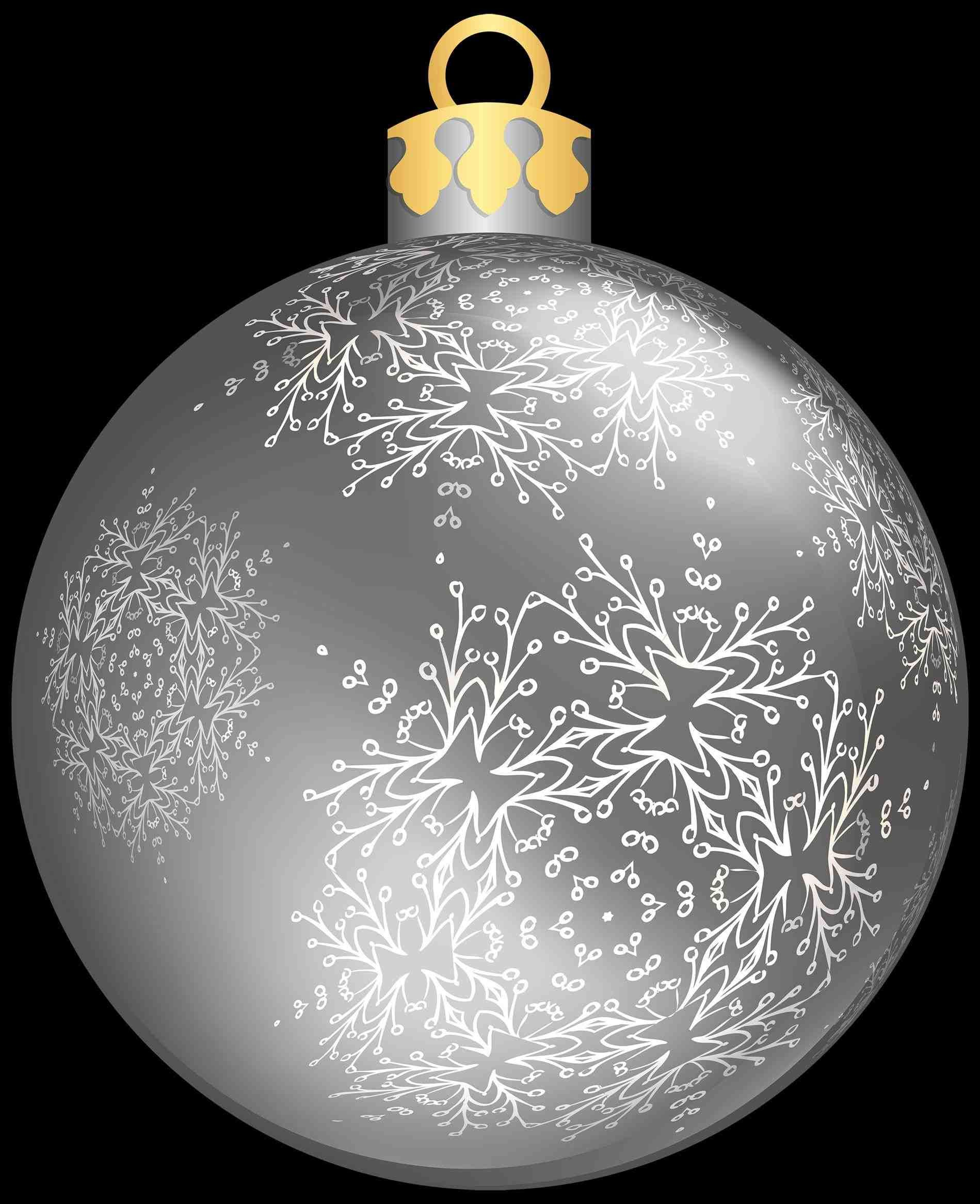 New Post white christmas ornaments png | xmast | Pinterest | White ...