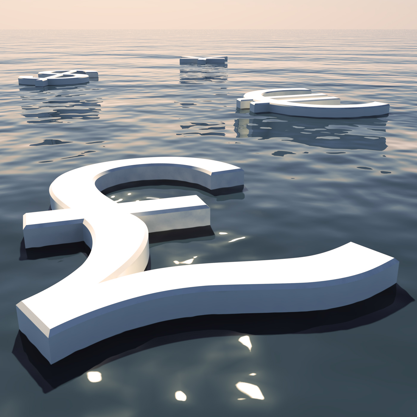 Pound Floating And Currencies
