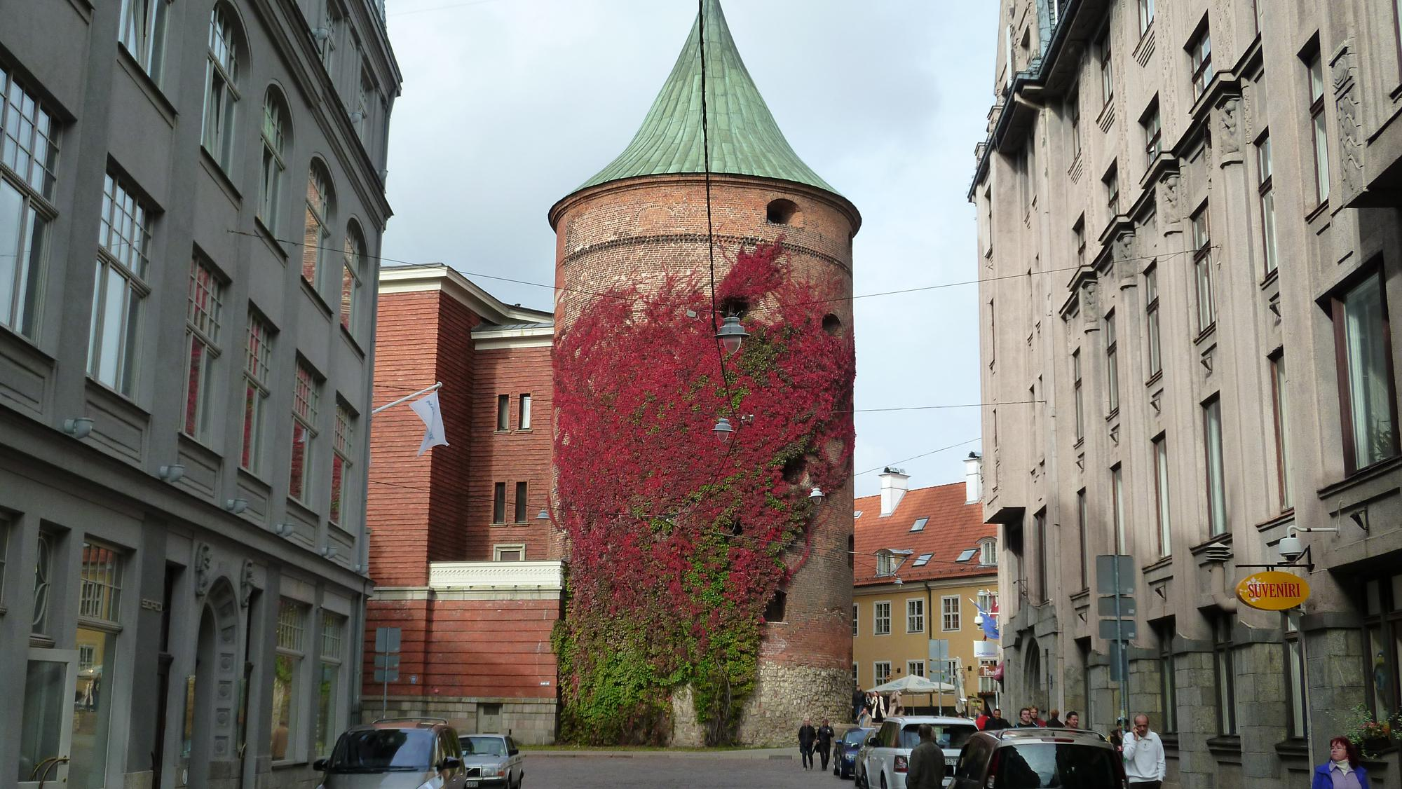 Powder Tower - Riga This Week