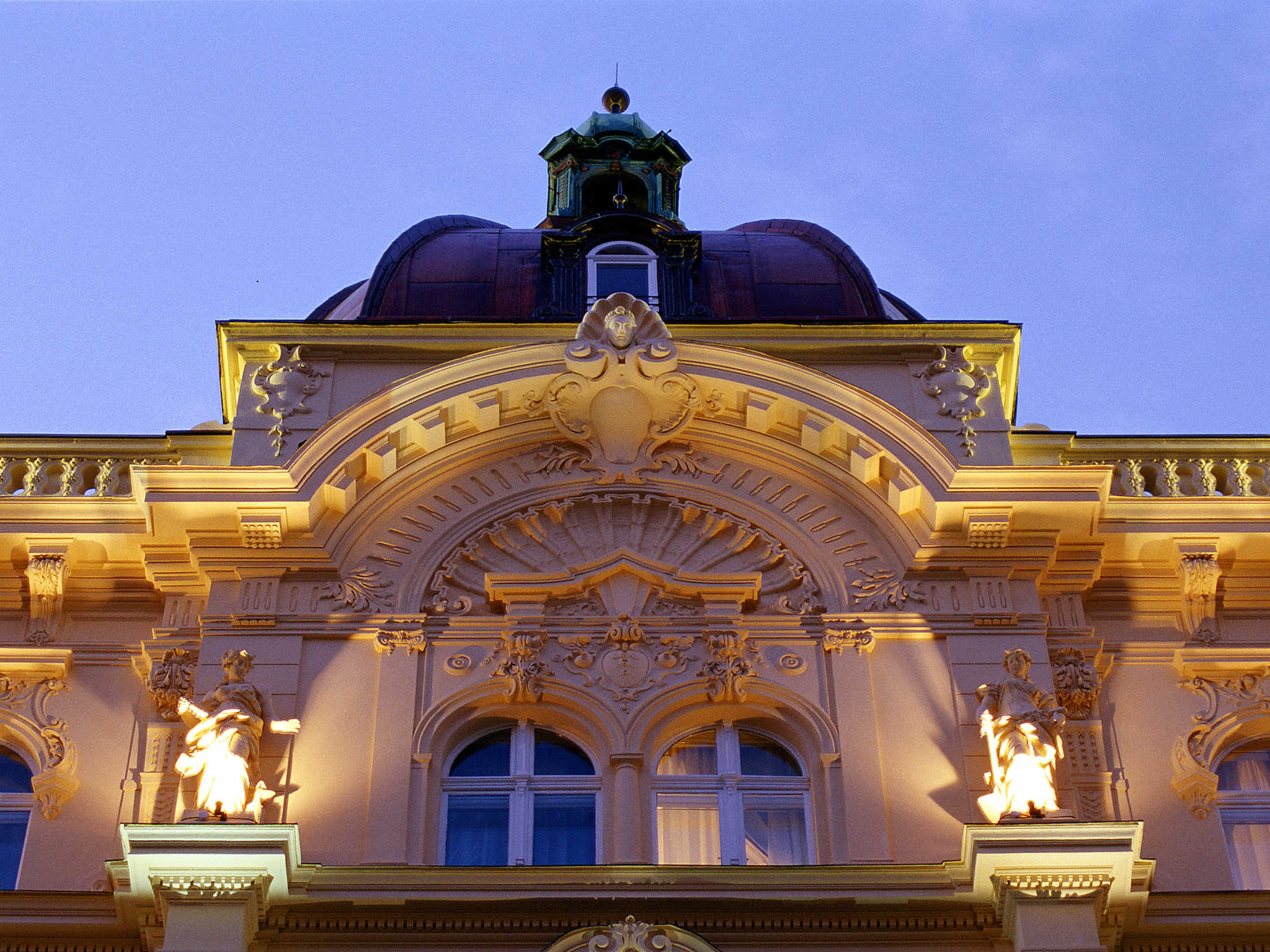 Hotel in PRAGUE - Century Old Town Prague - MGallery by Sofitel