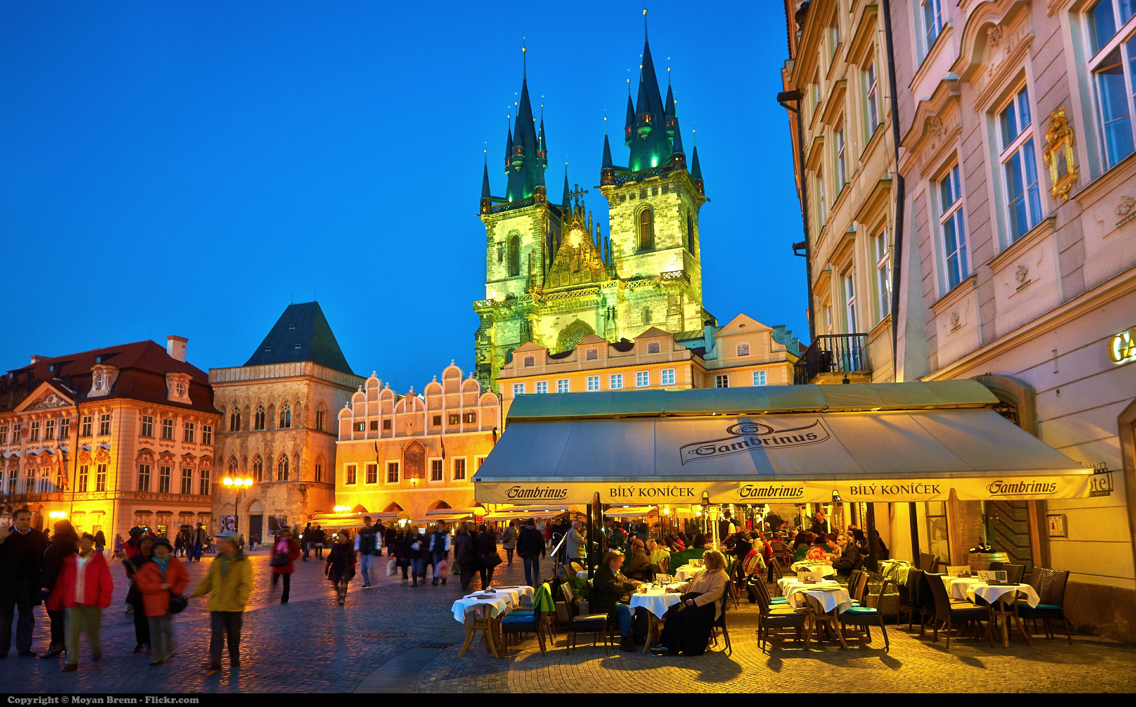 Prague - City in Czech Republic - Thousand Wonders