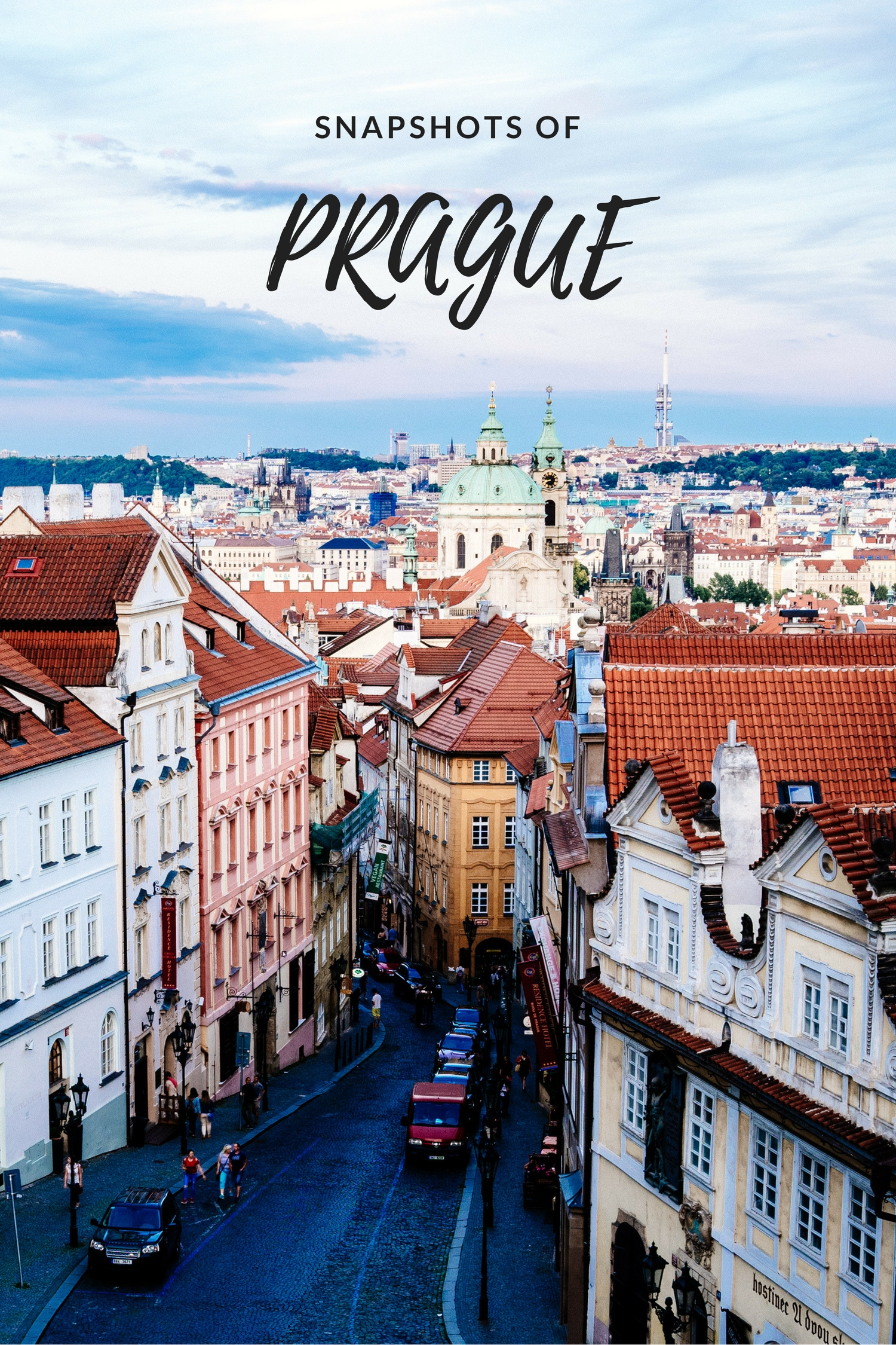 Snapshots of Prague: 2017 Edition