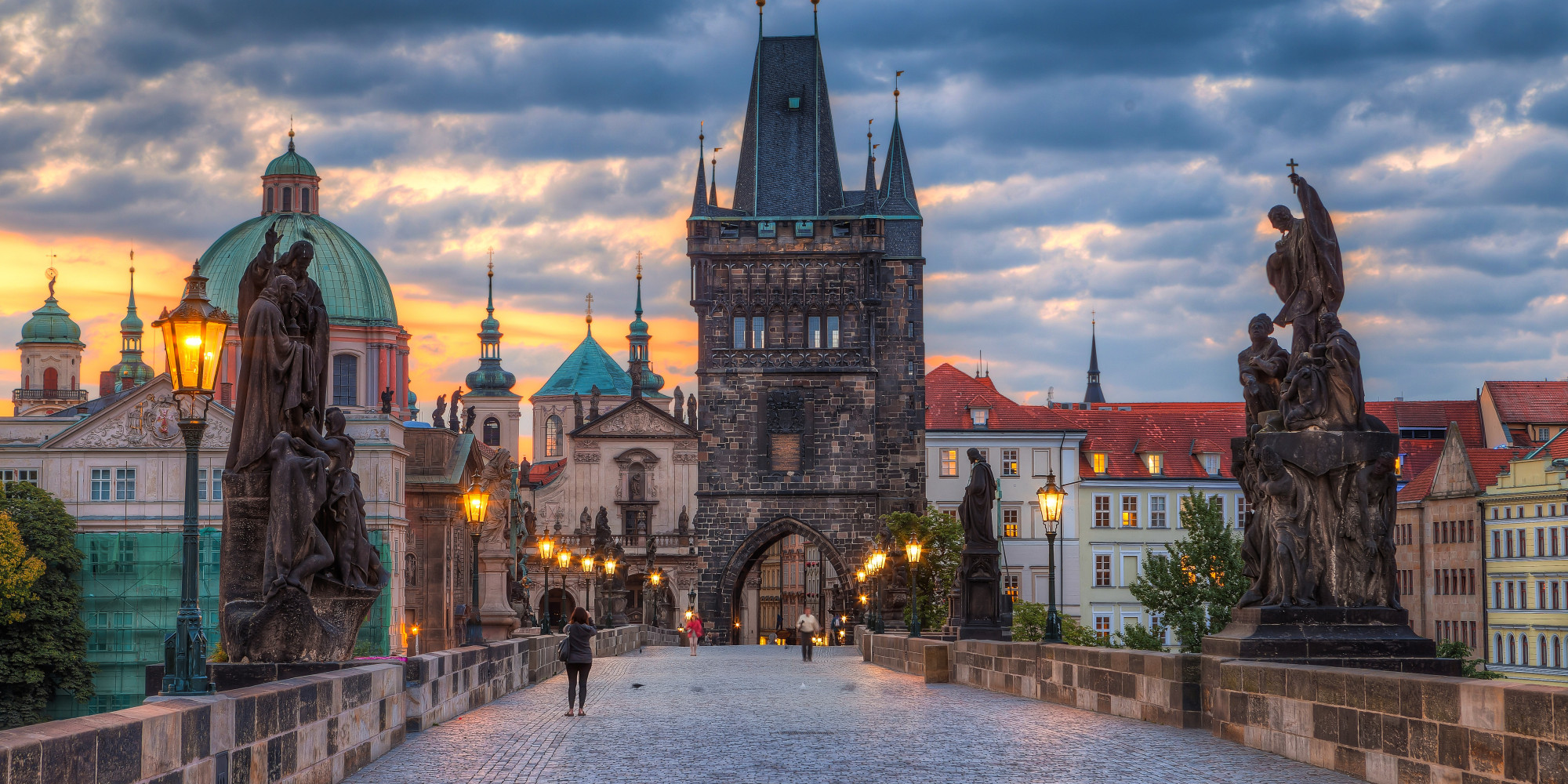 Prague city photo