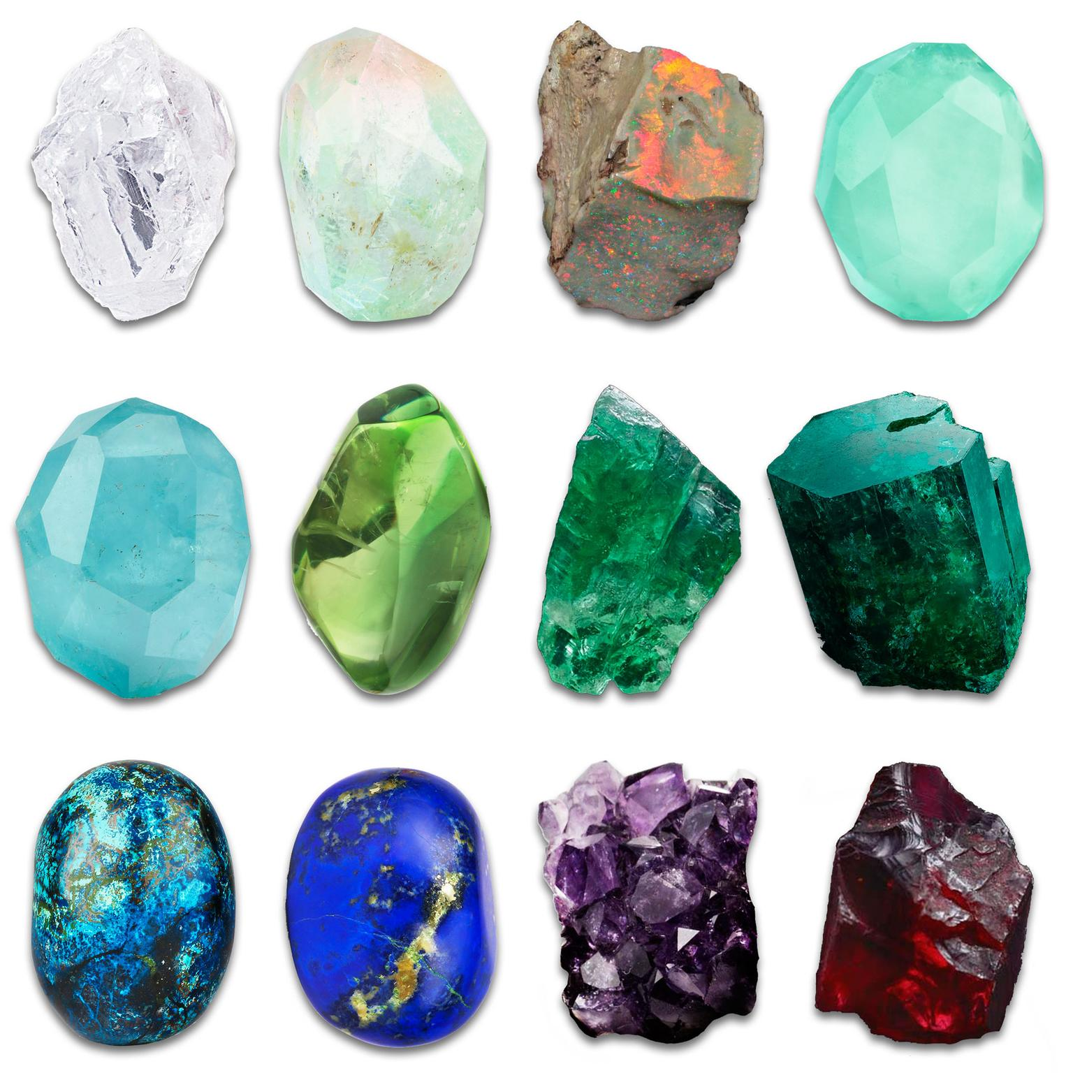 Where do semi-precious stones come from? | The Jewellery Editor