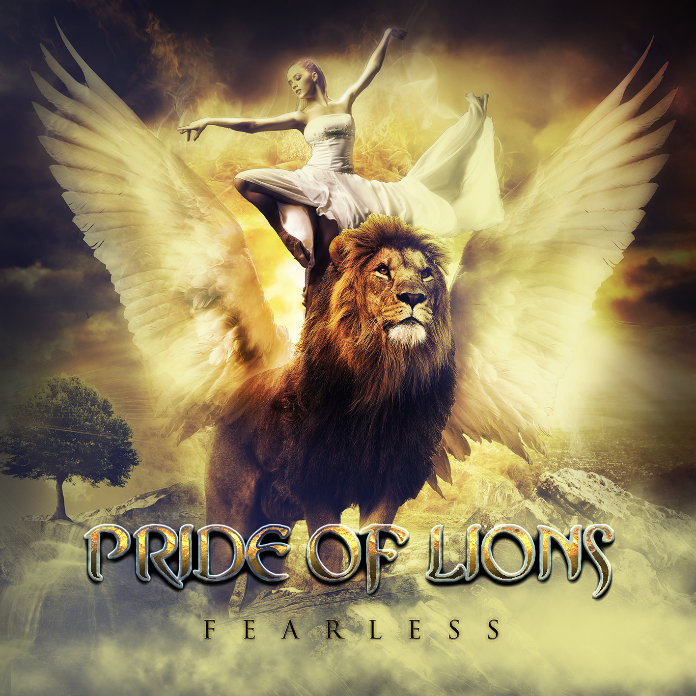 Pride Of Lions – Fearless 2017 album review. 4.5 star rating ...