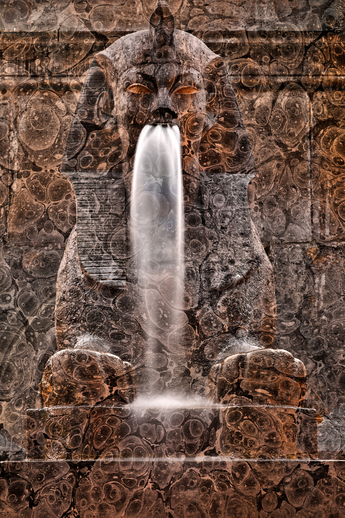 Primeval Sphinx, Abstract, Mythic, Pour, Paris, HQ Photo