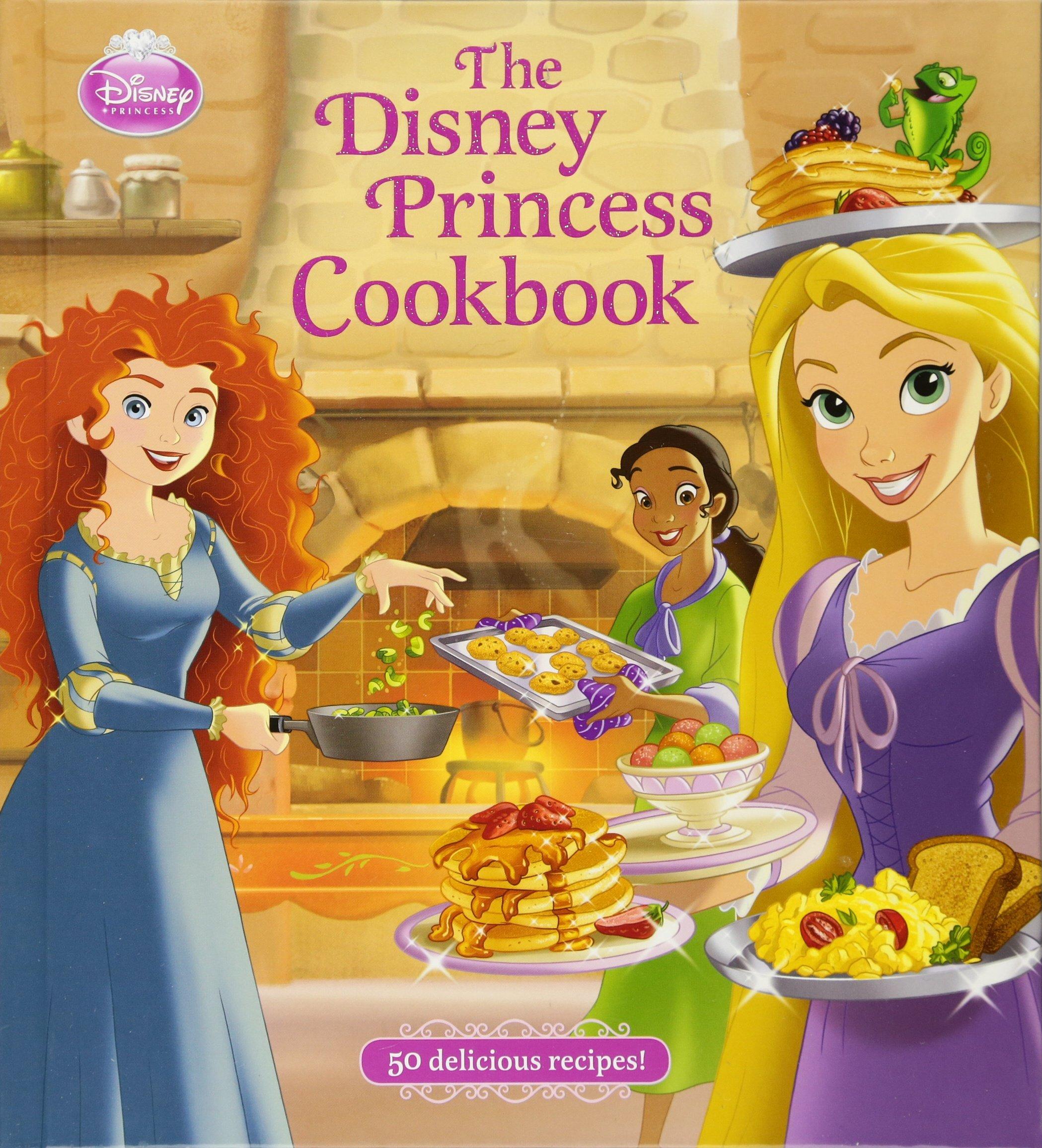 The Disney Princess Cookbook: Disney Book Group, Disney Storybook ...